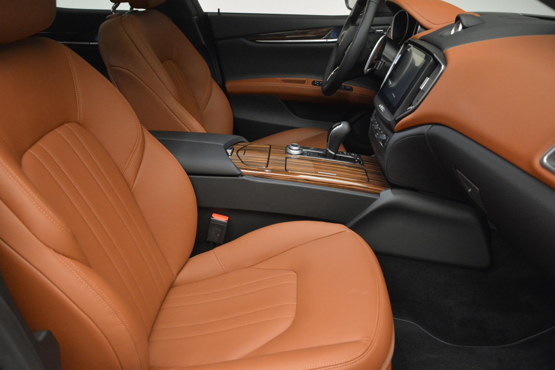 Used 2017 Maserati Ghibli S Q4 EX LOANER
