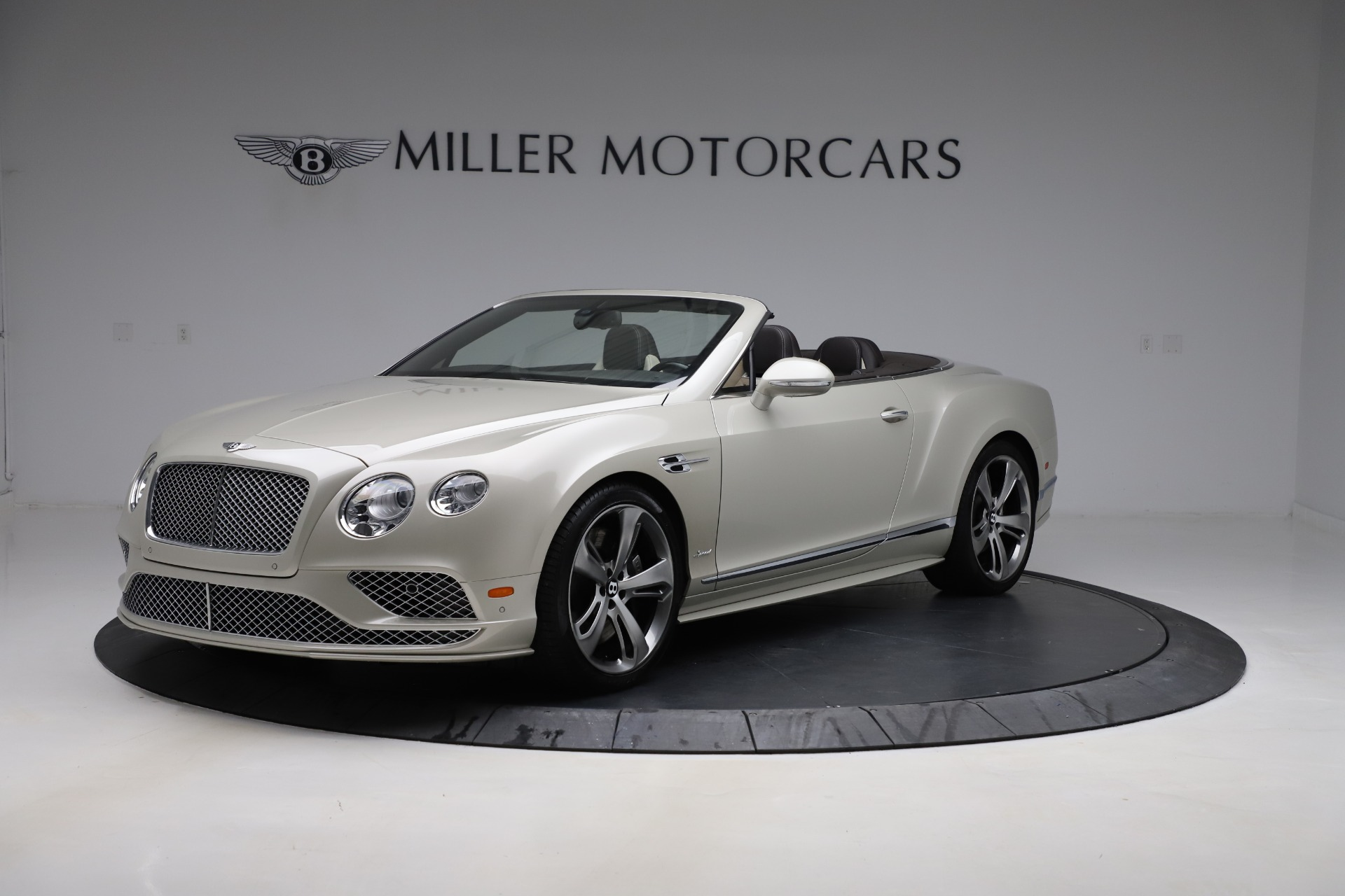 Used 2016 Bentley Continental GTC Speed