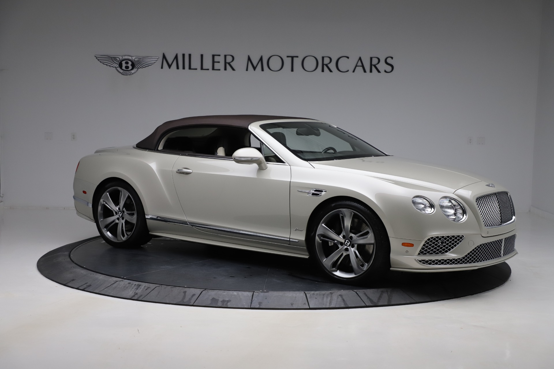 Used 2016 Bentley Continental GT Speed Convertible