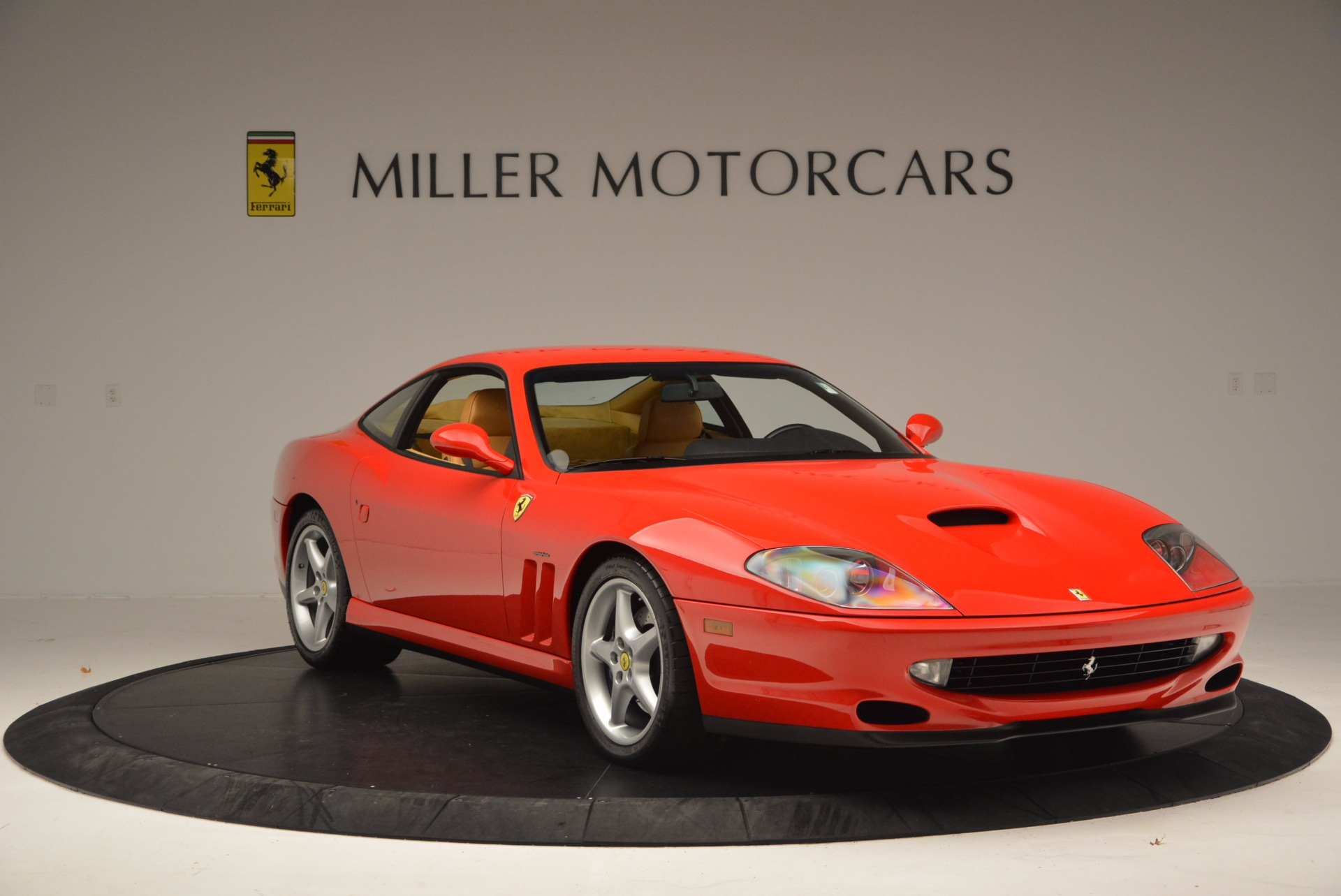 Used 2000 Ferrari 550 Maranello