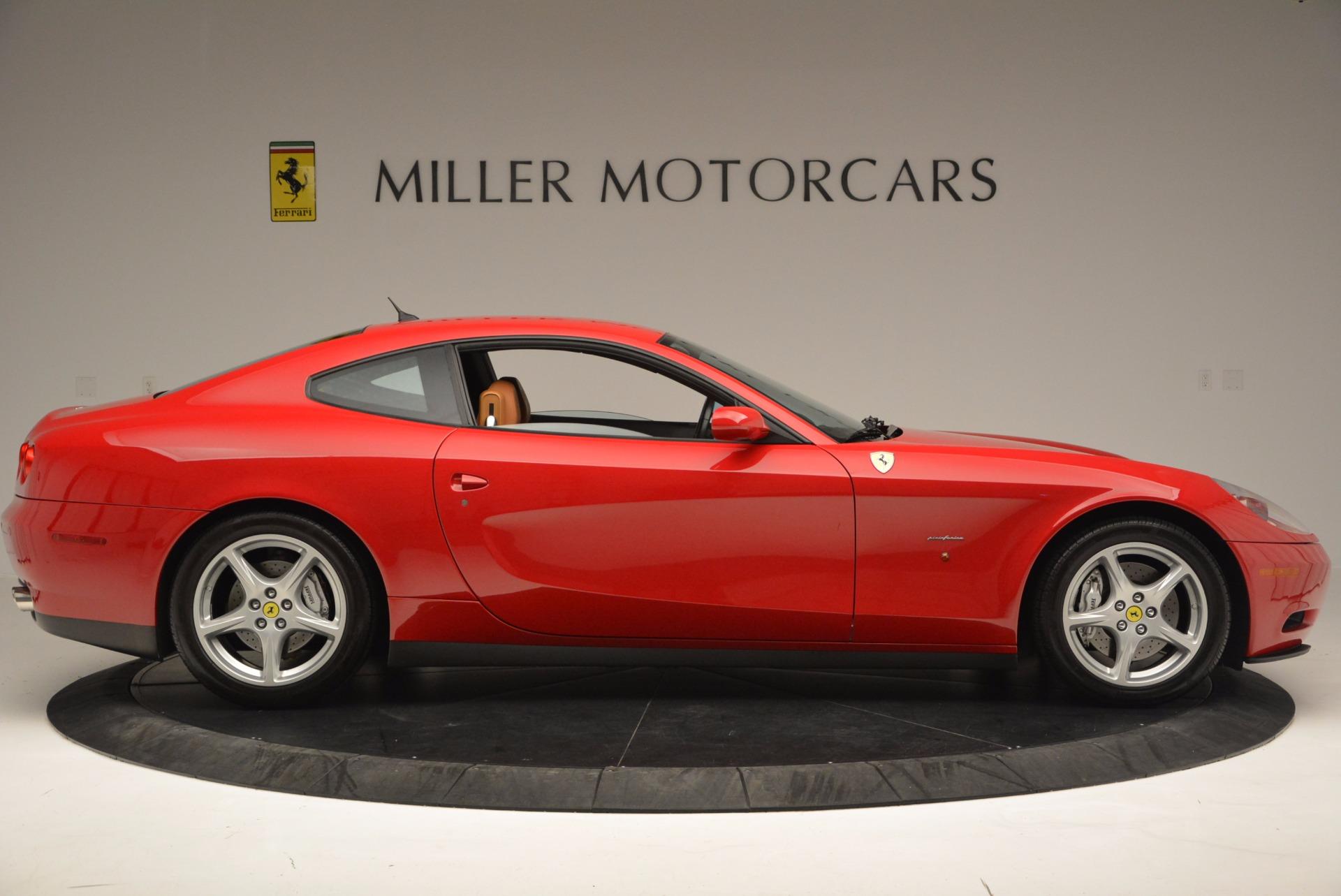 Used 2005 Ferrari 612 Scaglietti
