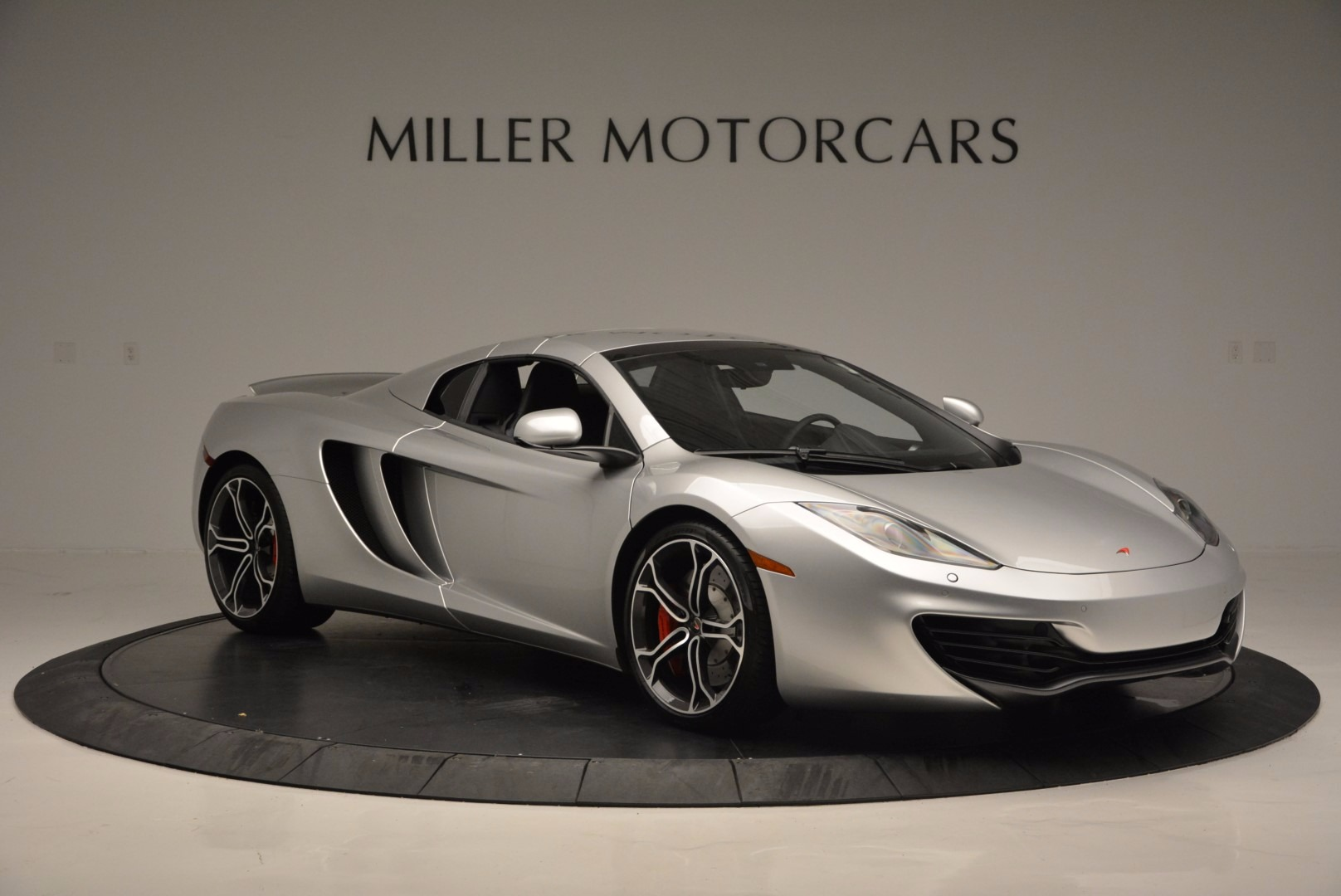 Used 2014 McLaren MP4 12C Spider