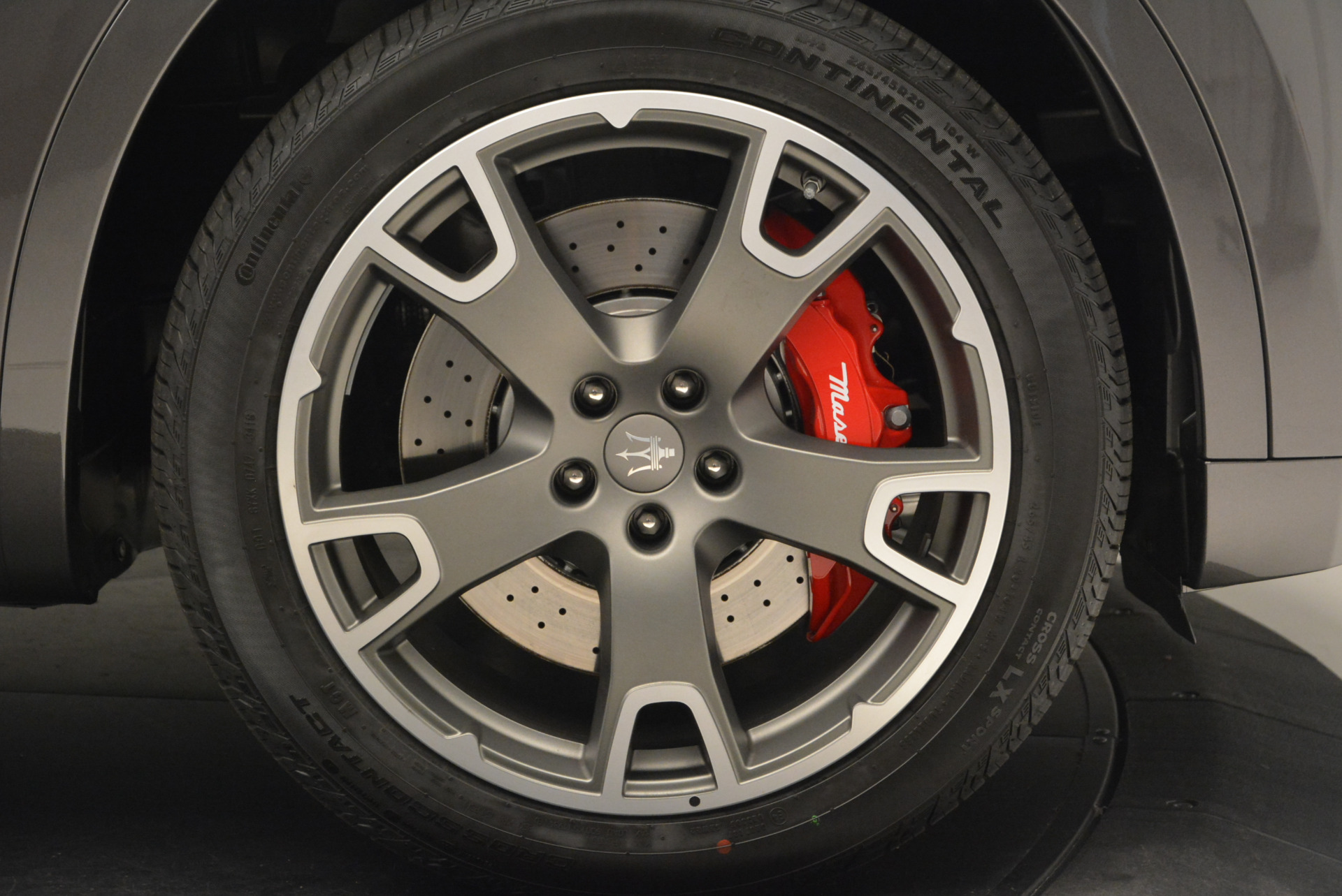 Used 2017 Maserati Levante Ex Service Loaner