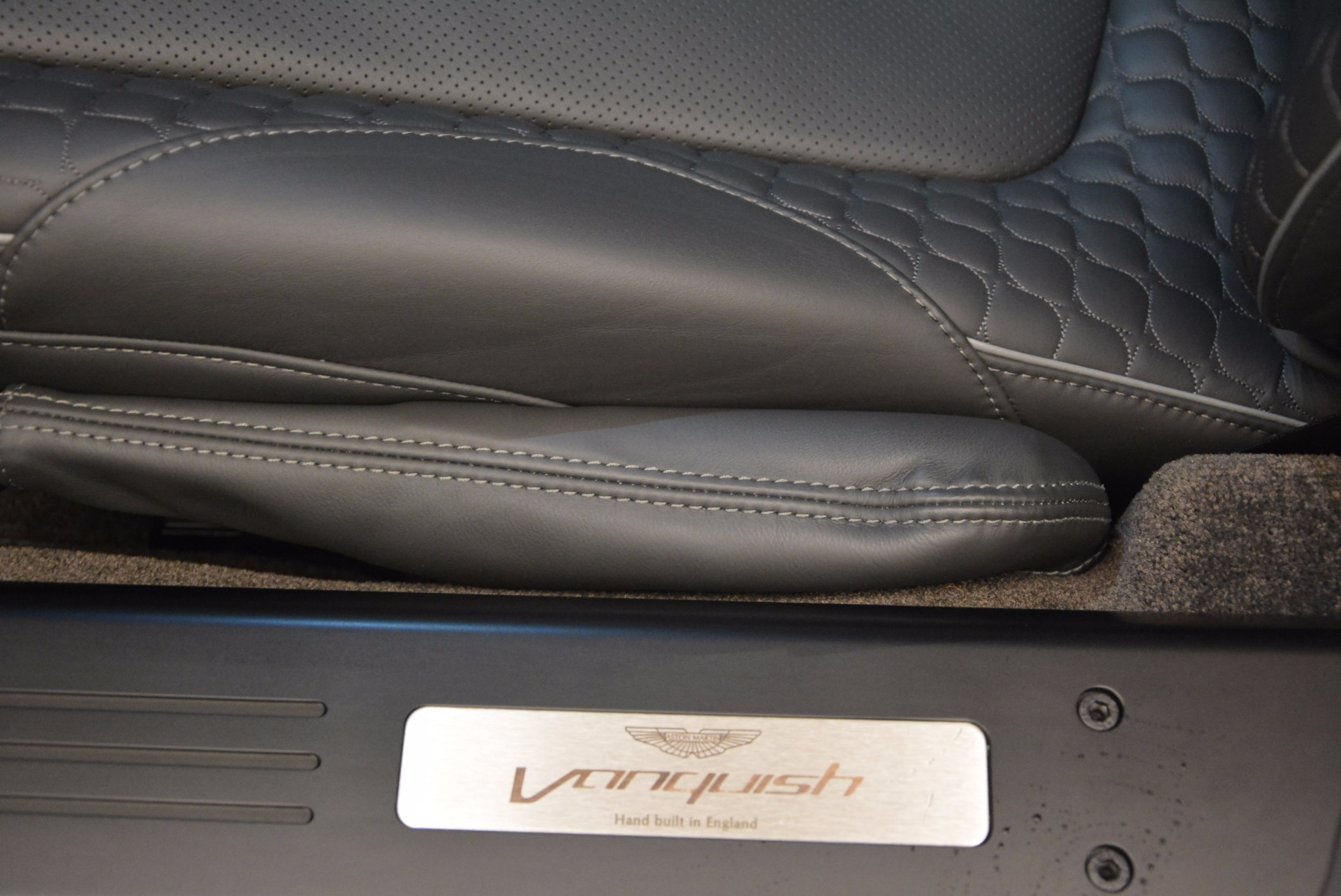 Used 2017 Aston Martin Vanquish Coupe