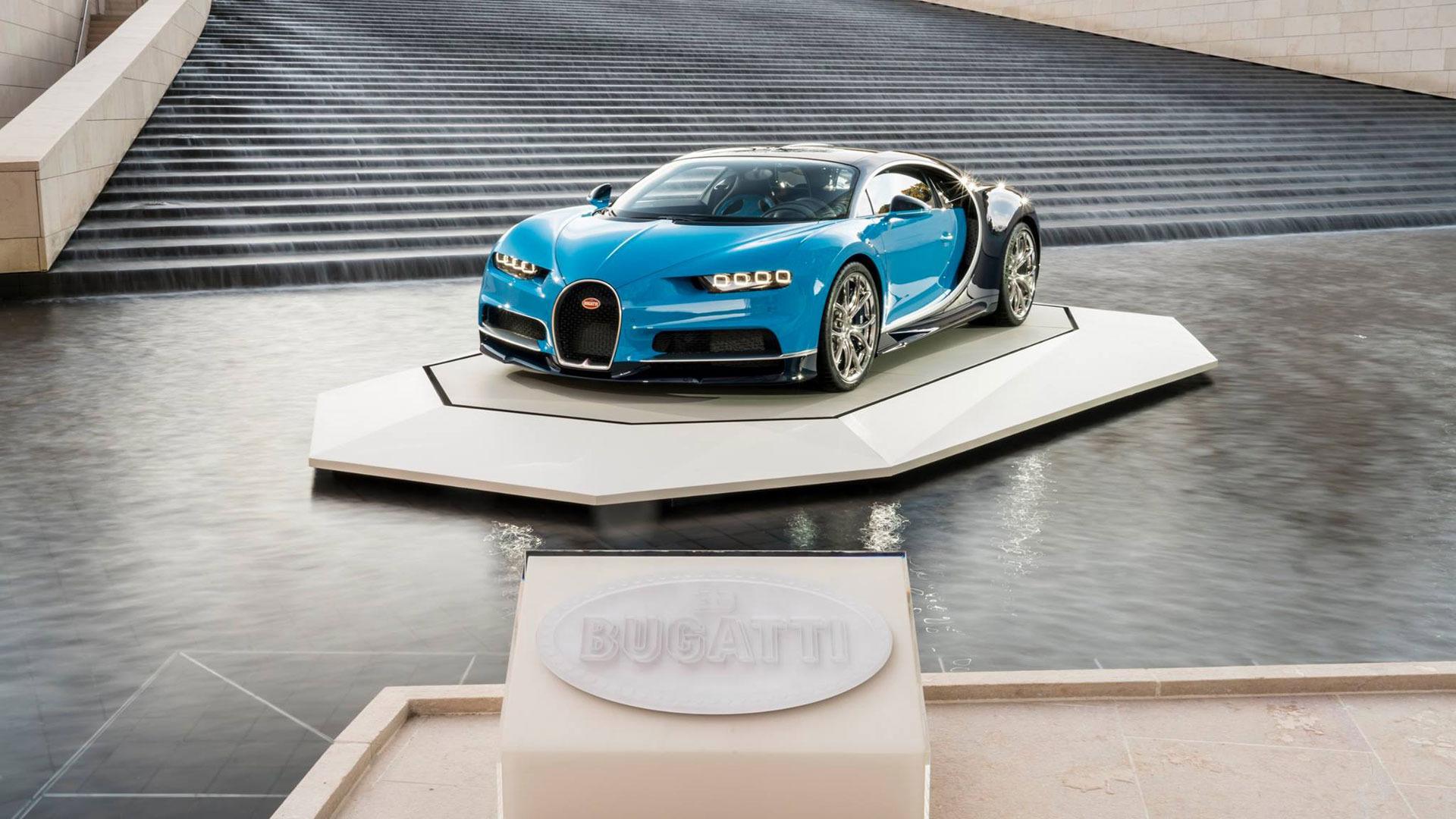 New 2020 Bugatti Chiron