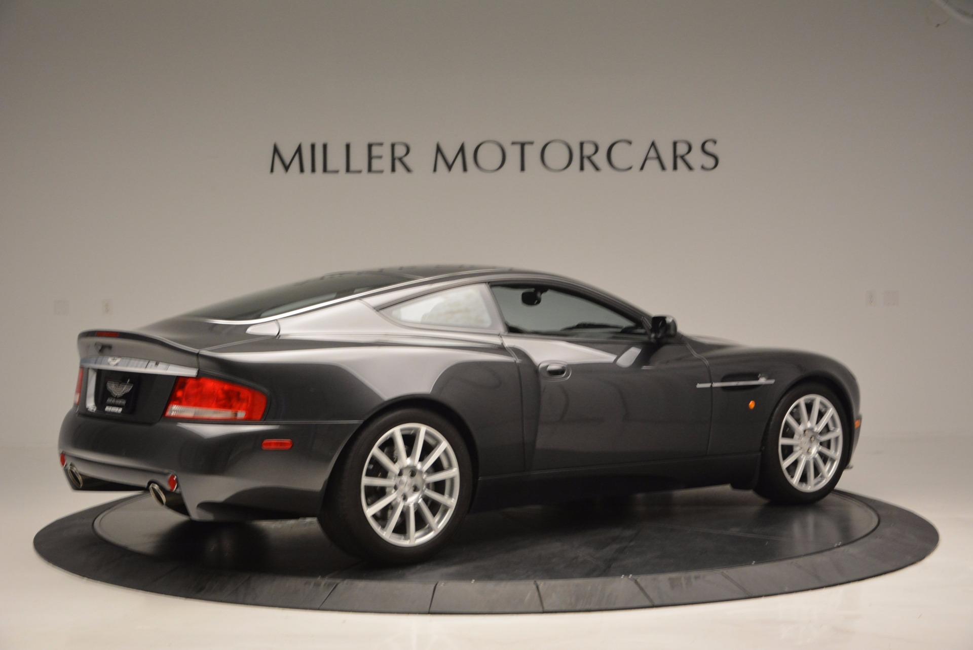 Used 2005 Aston Martin V12 Vanquish S