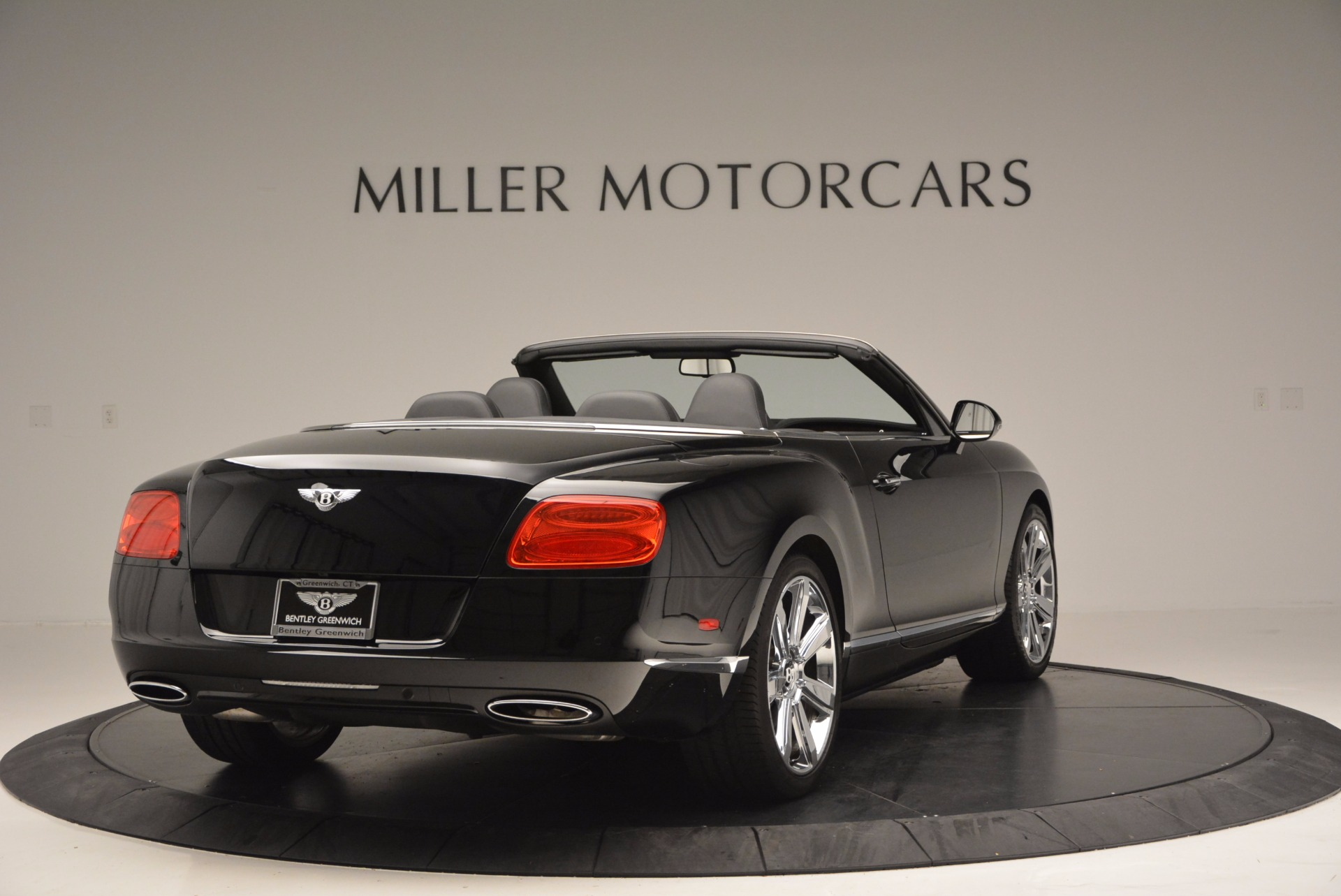 Used 2013 Bentley Continental GTC