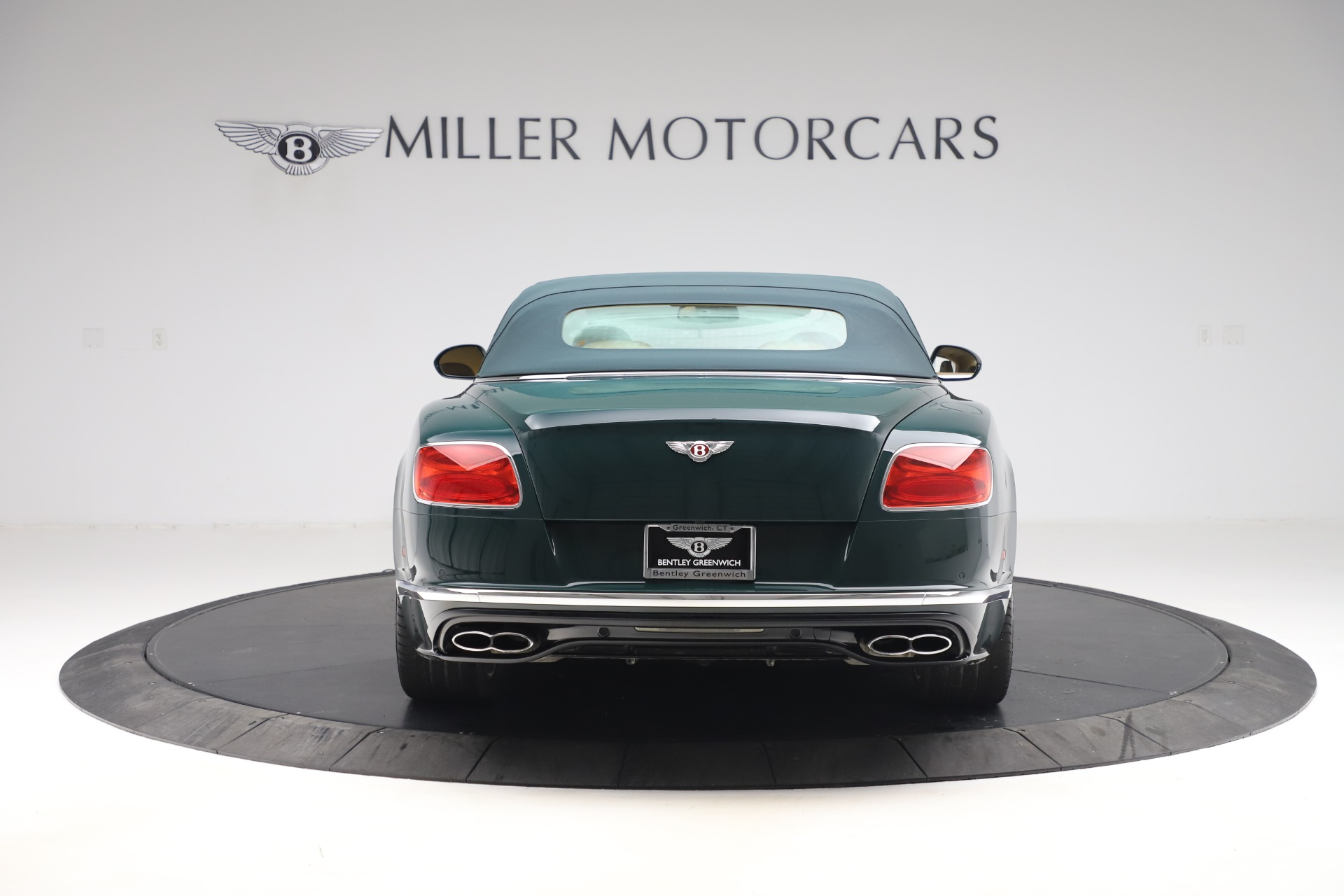 Used 2017 Bentley Continental GTC V8 S