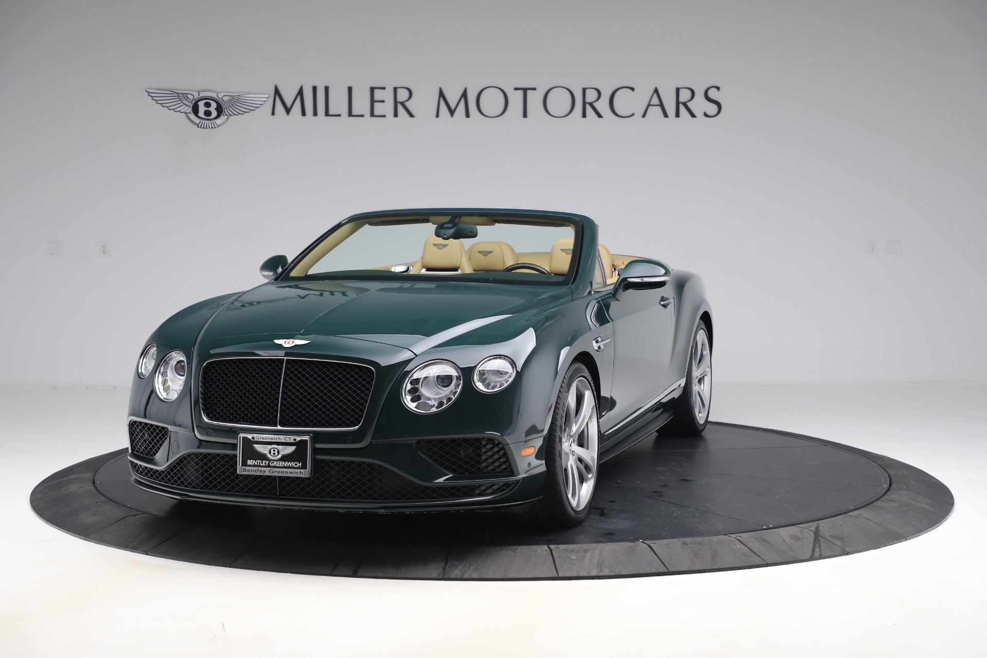 Used 2017 Bentley Continental GTC V8 S | Greenwich, CT