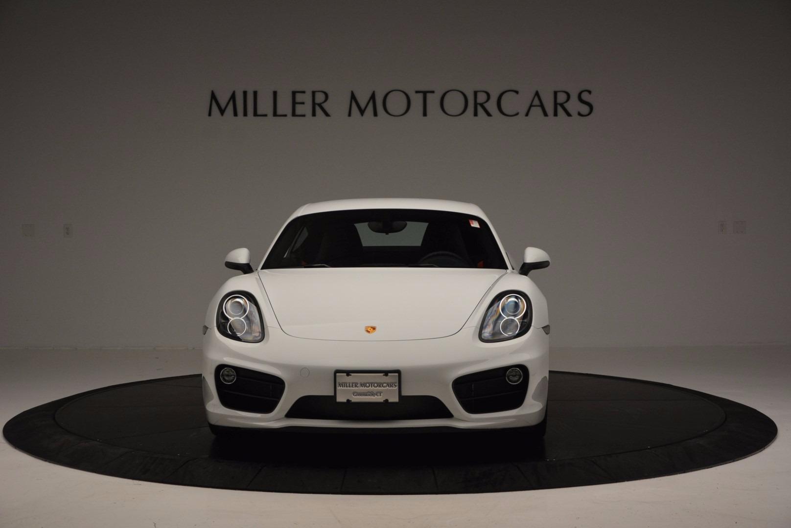 Used 2014 Porsche Cayman S
