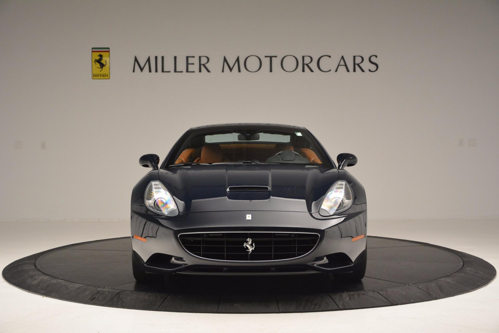 Used 2010 Ferrari California