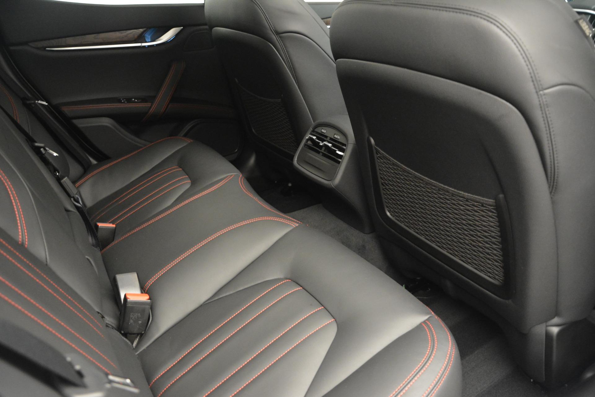 Used 2016 Maserati Ghibli S Q4 EX LOANER