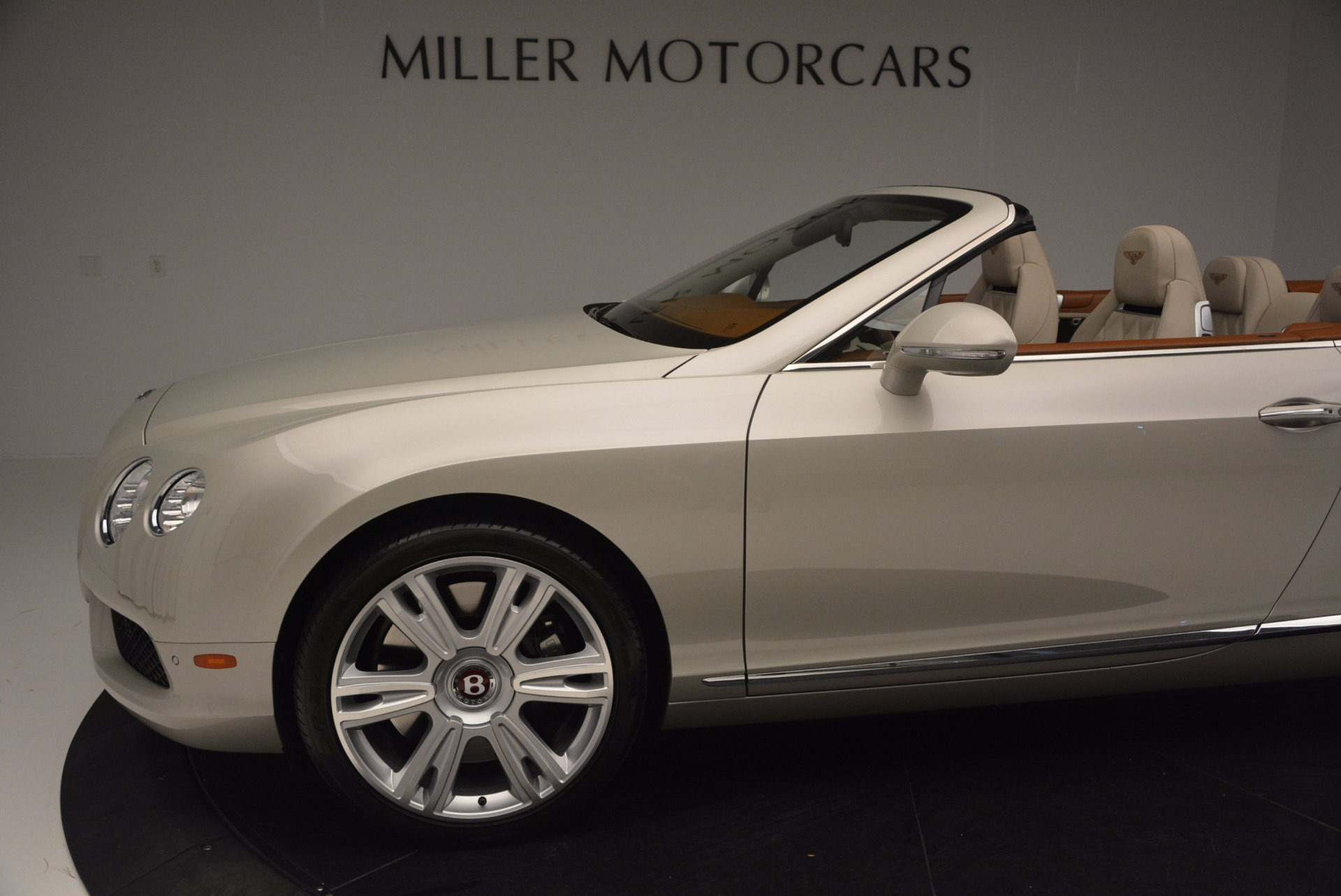 Used 2013 Bentley Continental GTC V8