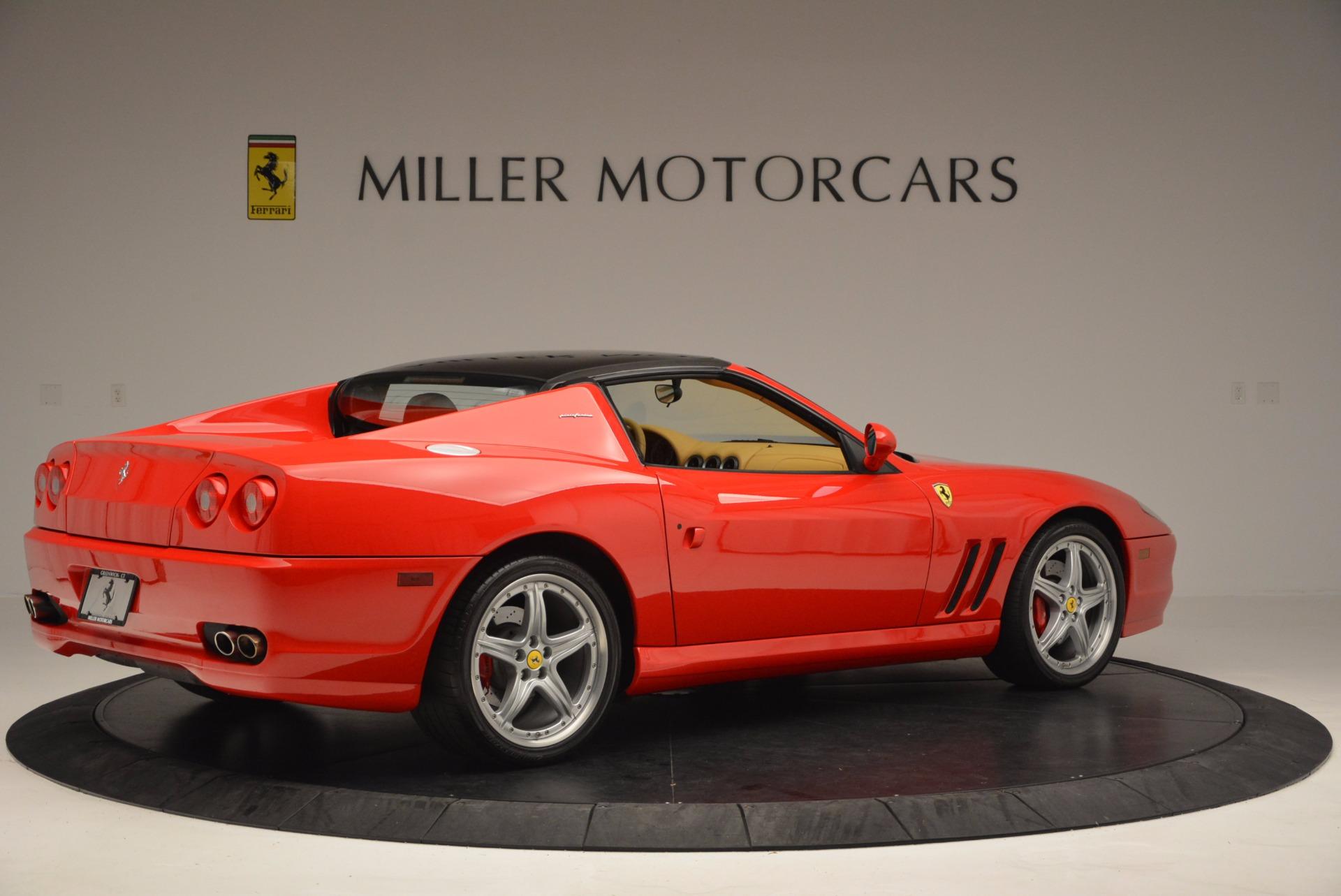 Used 2005 Ferrari Superamerica 6 Speed Manual