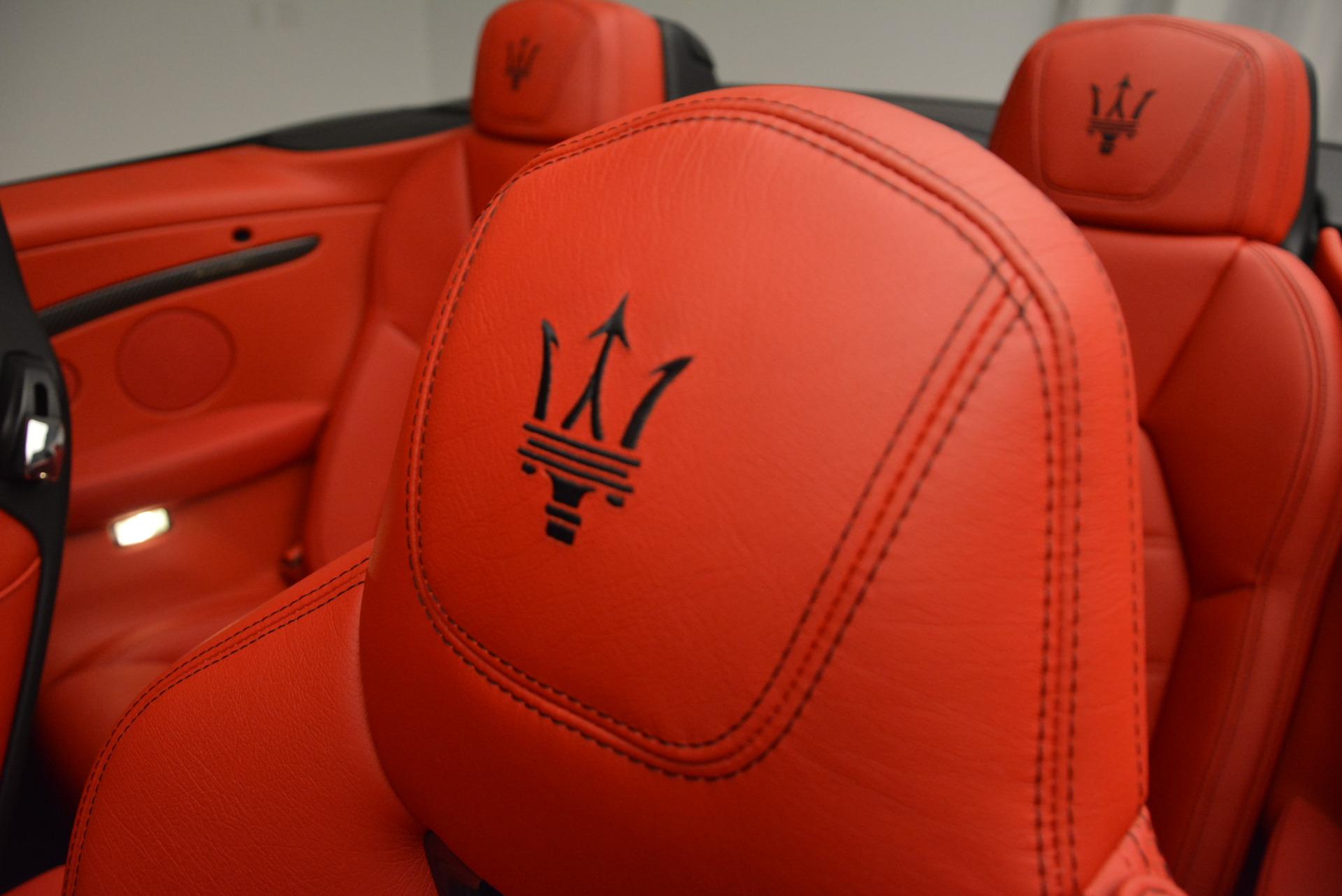 New 2017 Maserati GranTurismo Cab Sport