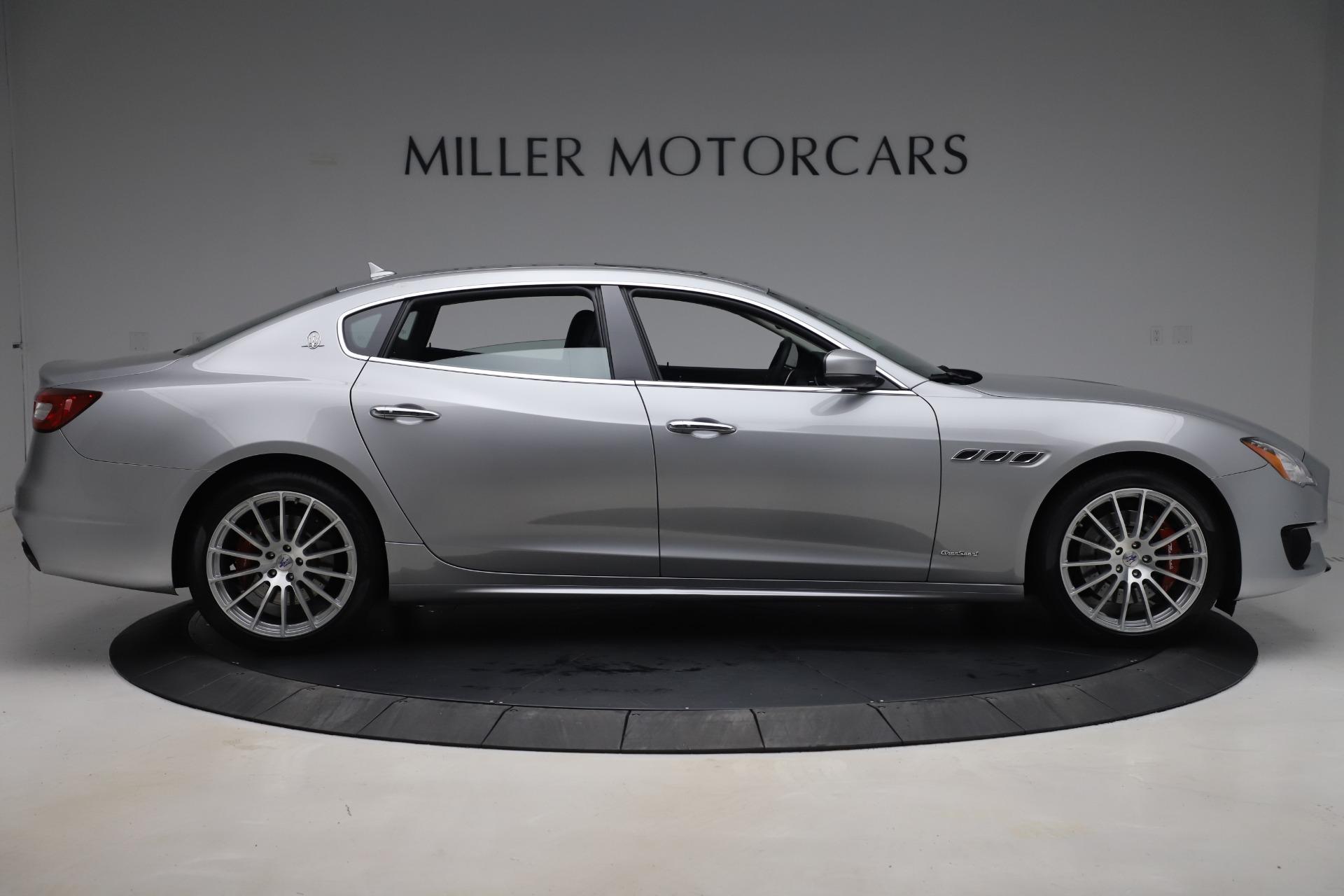 Used 2017 Maserati Quattroporte S Q4 GranSport