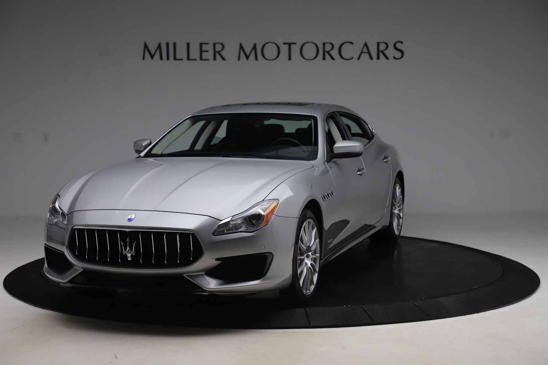 Used 2017 Maserati Quattroporte S Q4 GranSport | Greenwich, CT