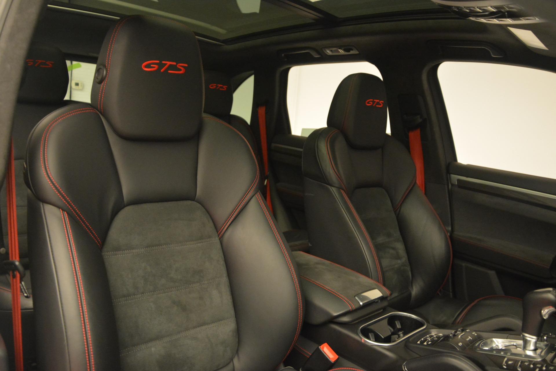 Used 2014 Porsche Cayenne GTS