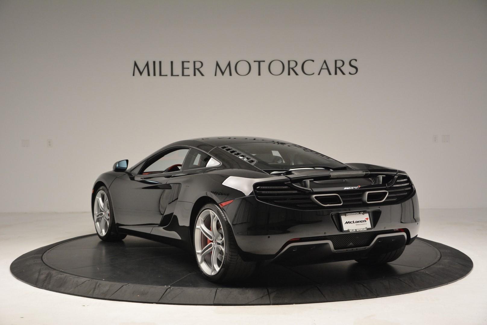Used 2012 McLaren MP4 12c Coupe