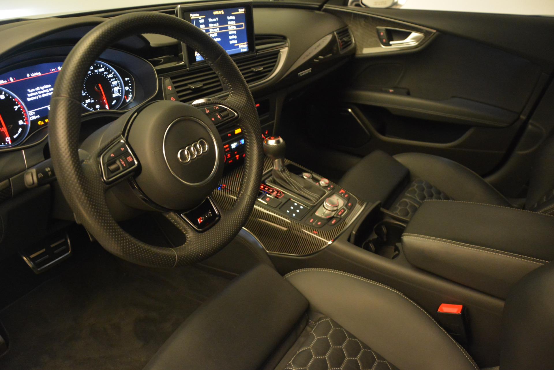 Used 2014 Audi RS 7 40T quattro Prestige