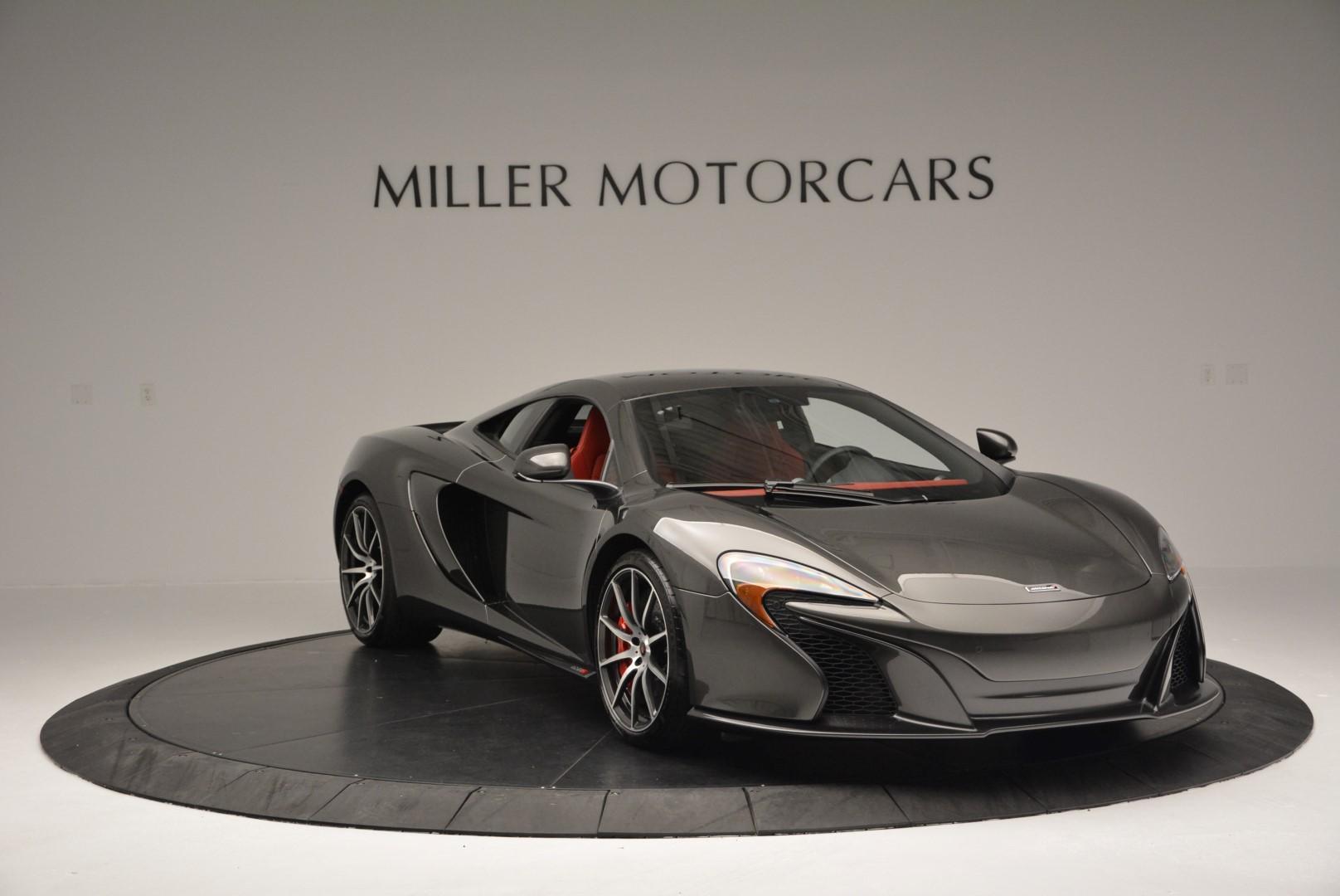 Used 2015 McLaren 650S