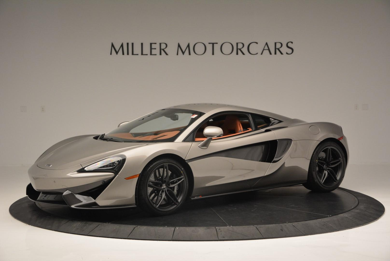 New 2016 McLaren 570S