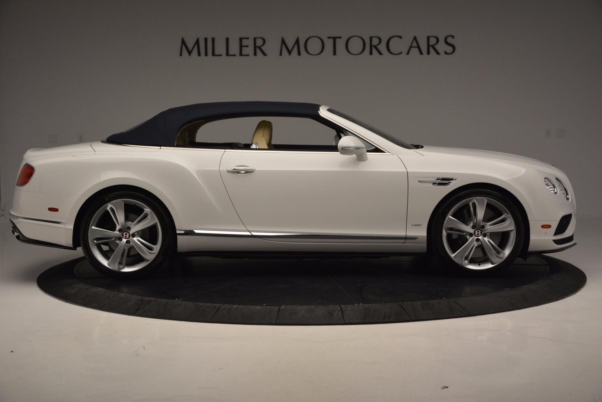 New 2017 Bentley Continental GT V8 S