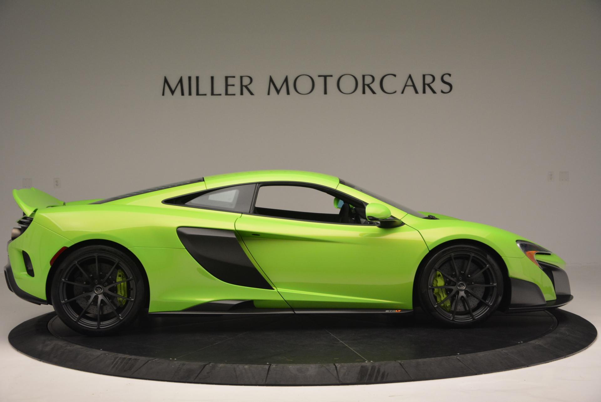 Used 2016 McLaren 675LT Coupe