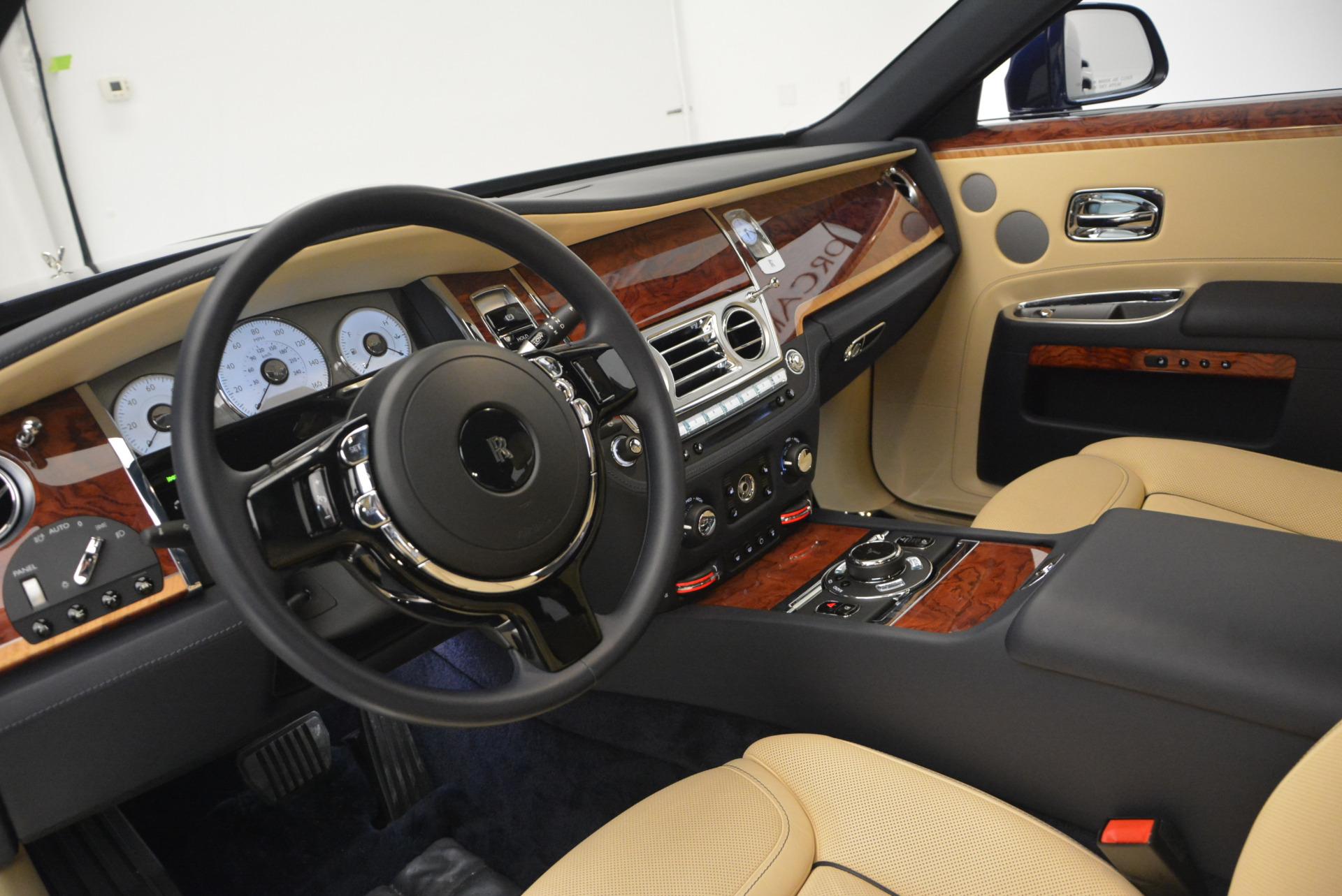 Used 2016 Rolls Royce Ghost EWB