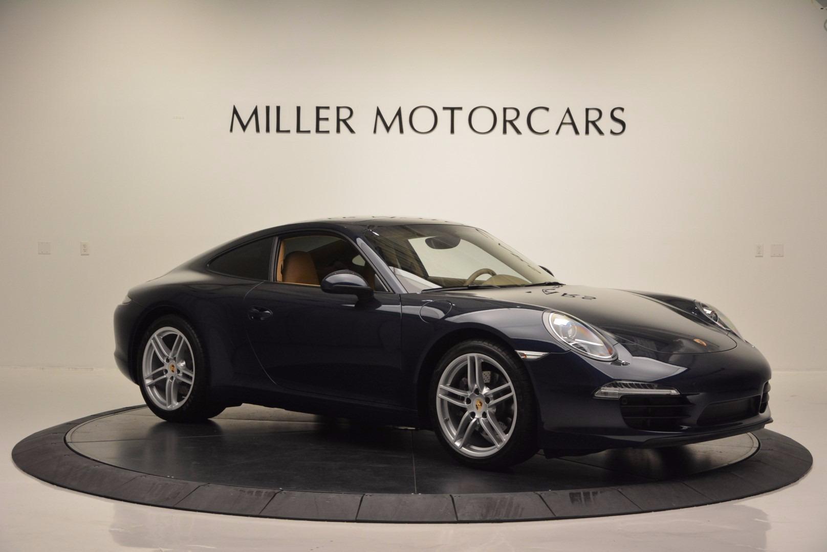 Used 2014 Porsche 911 Carrera