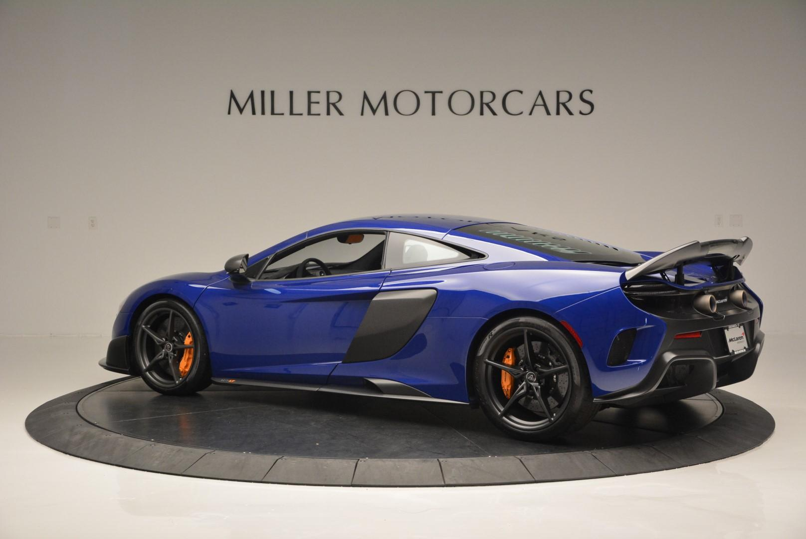 Used 2016 McLaren 675LT Coupe