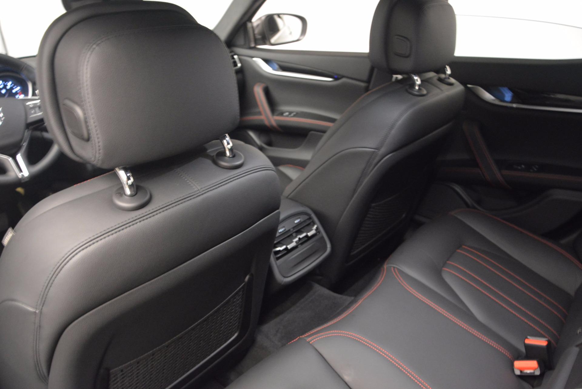 New 2017 Maserati Ghibli