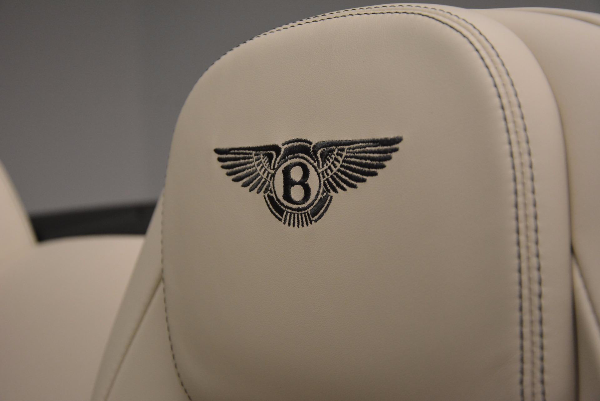 New 2017 Bentley Continental GT Speed Convertible