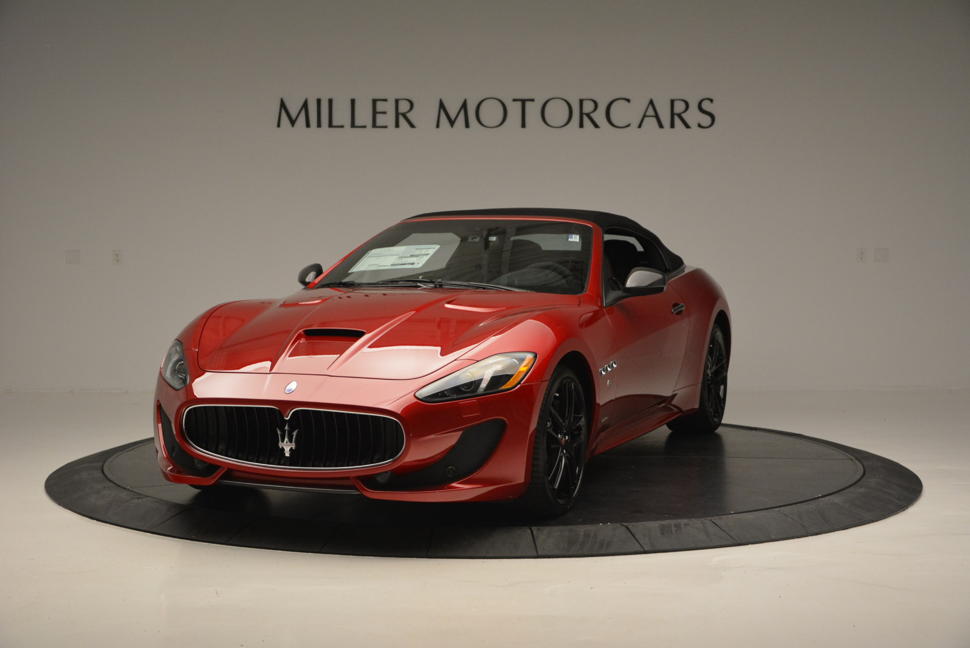 New 2017 Maserati GranTurismo Sport Special Edition