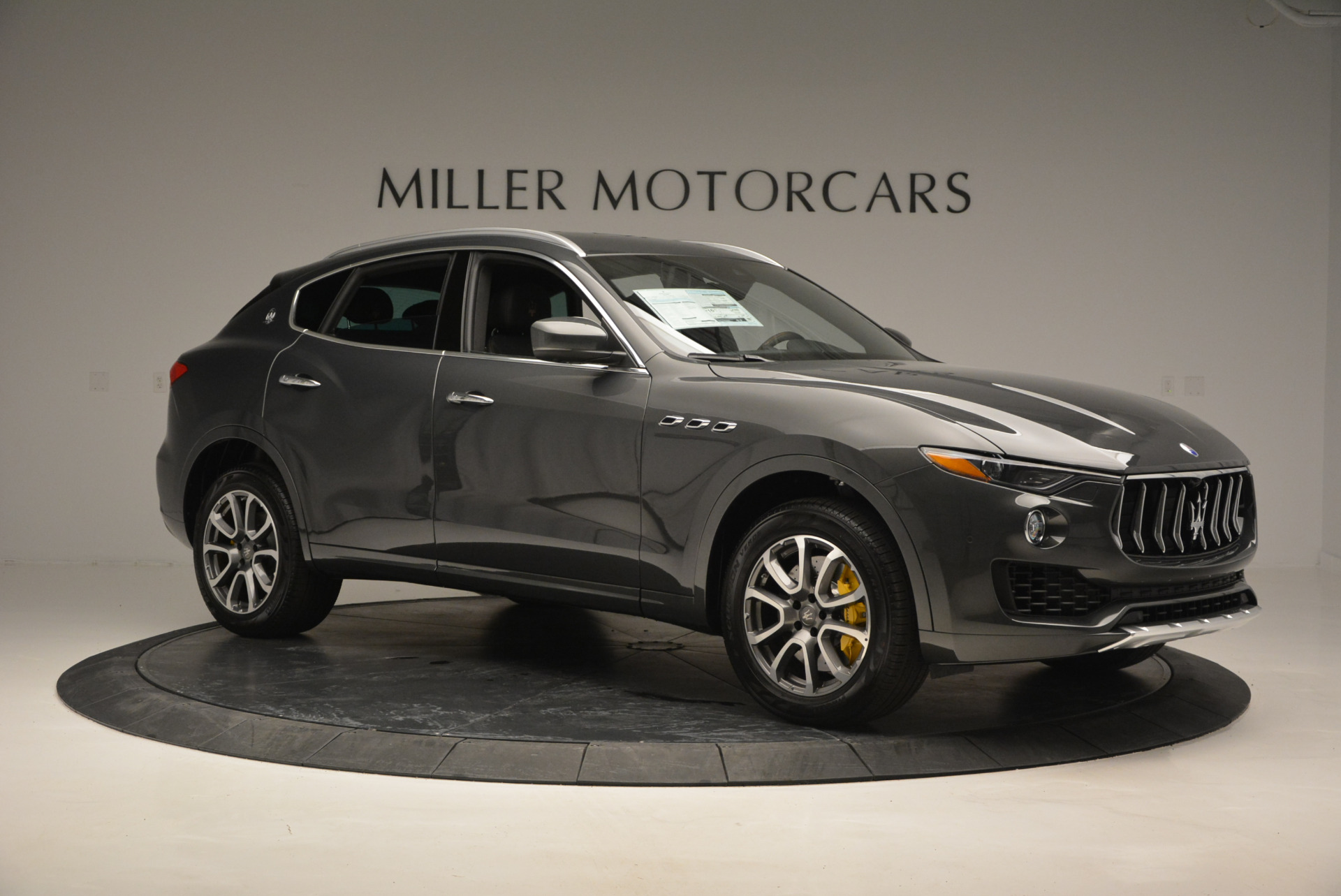 Used 2017 Maserati Levante S Ex Service Loaner