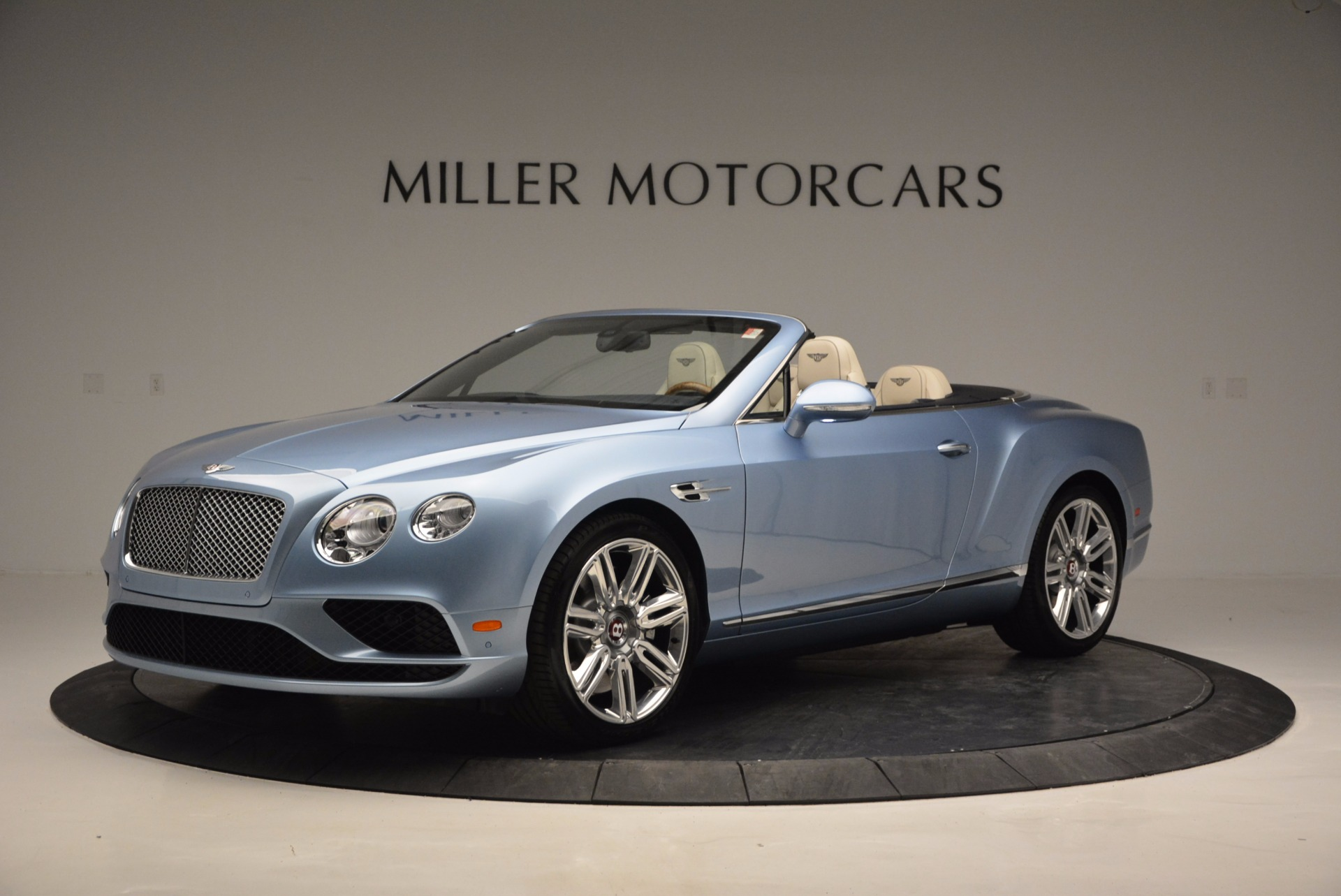 New 2017 Bentley Continental GT V8