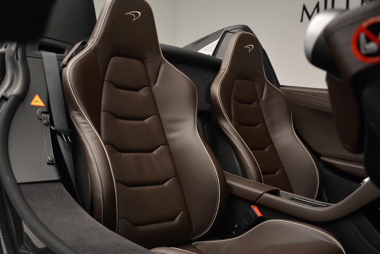 Used 2016 McLaren 650S SPIDER Convertible