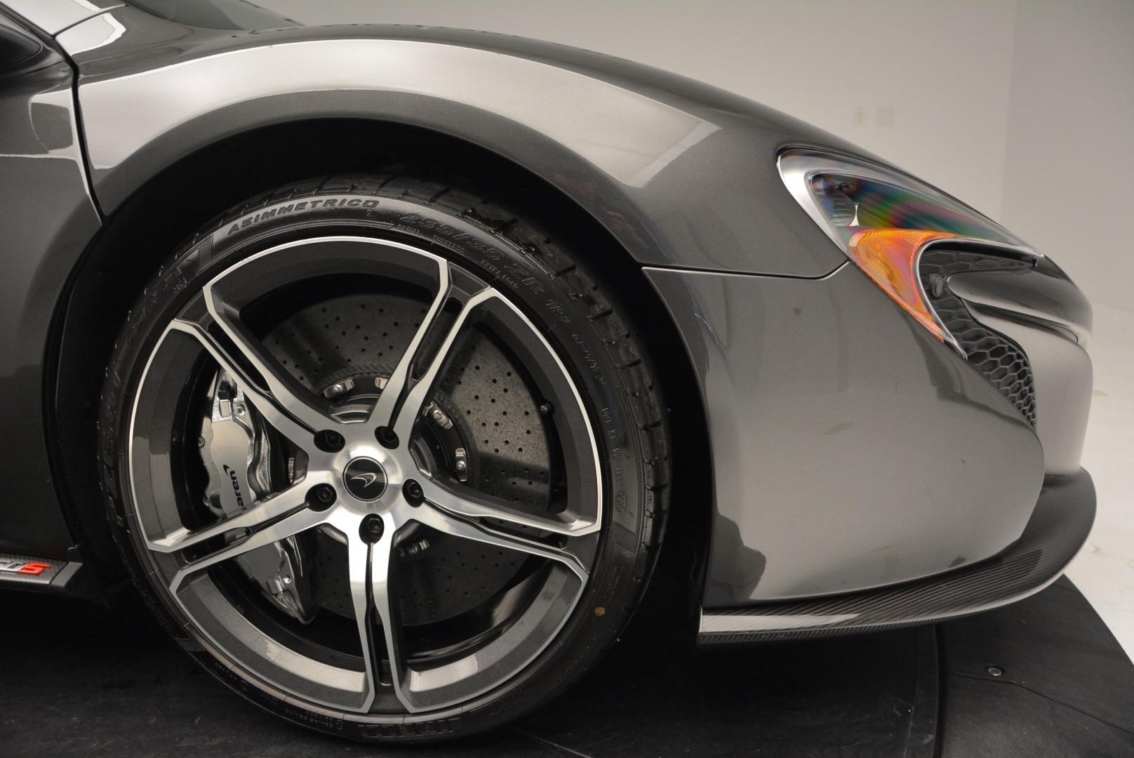 Used 2016 McLaren 650S Convertible