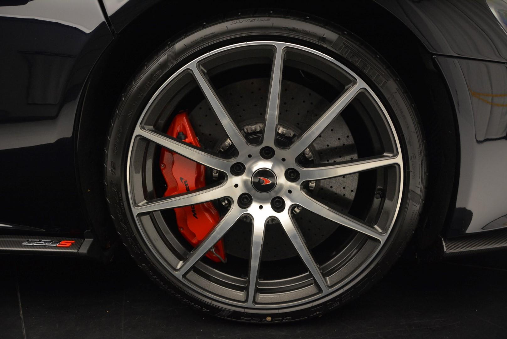 New 2016 McLaren 650S Spider