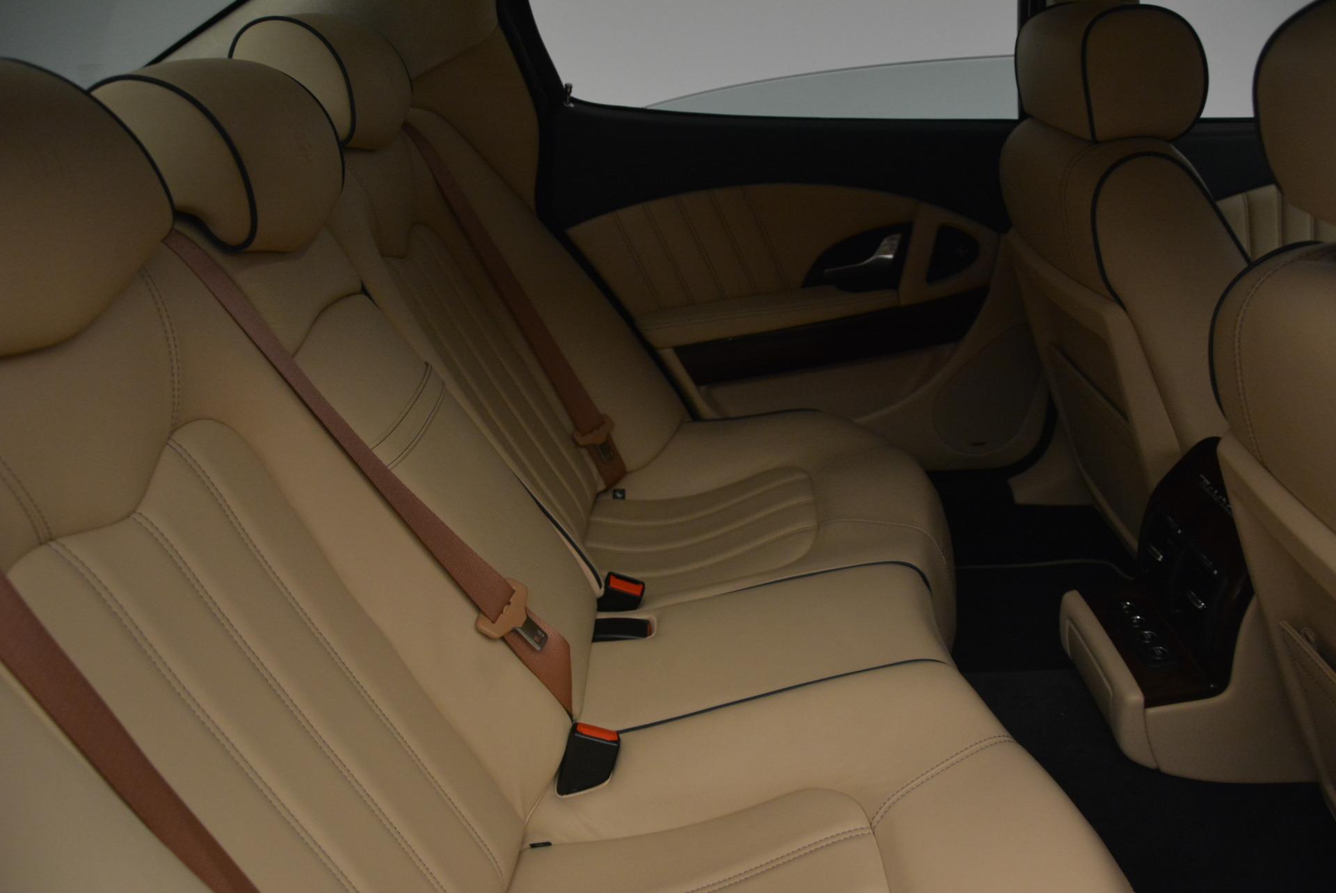Used 2010 Maserati Quattroporte S