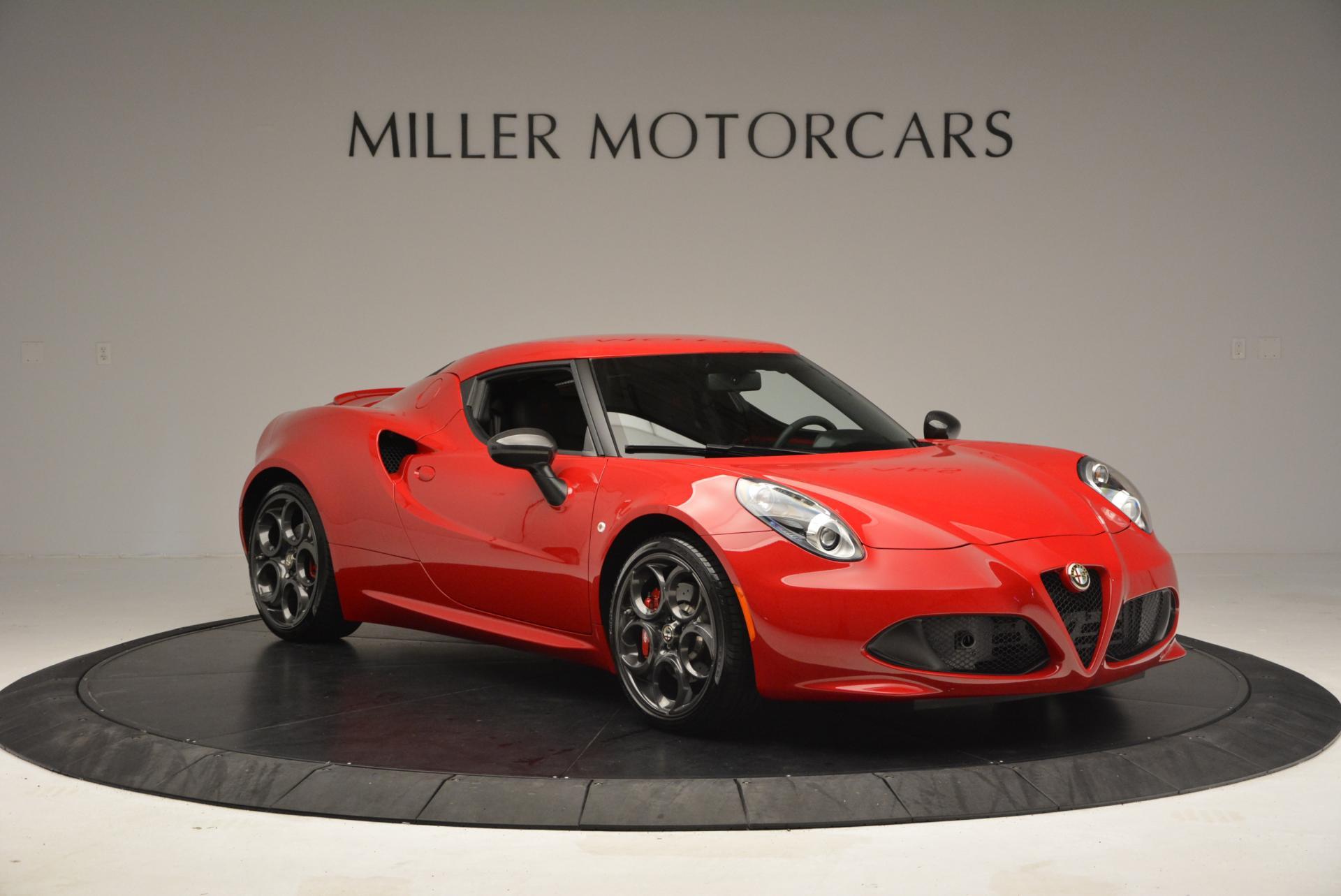 Used 2015 Alfa Romeo 4C