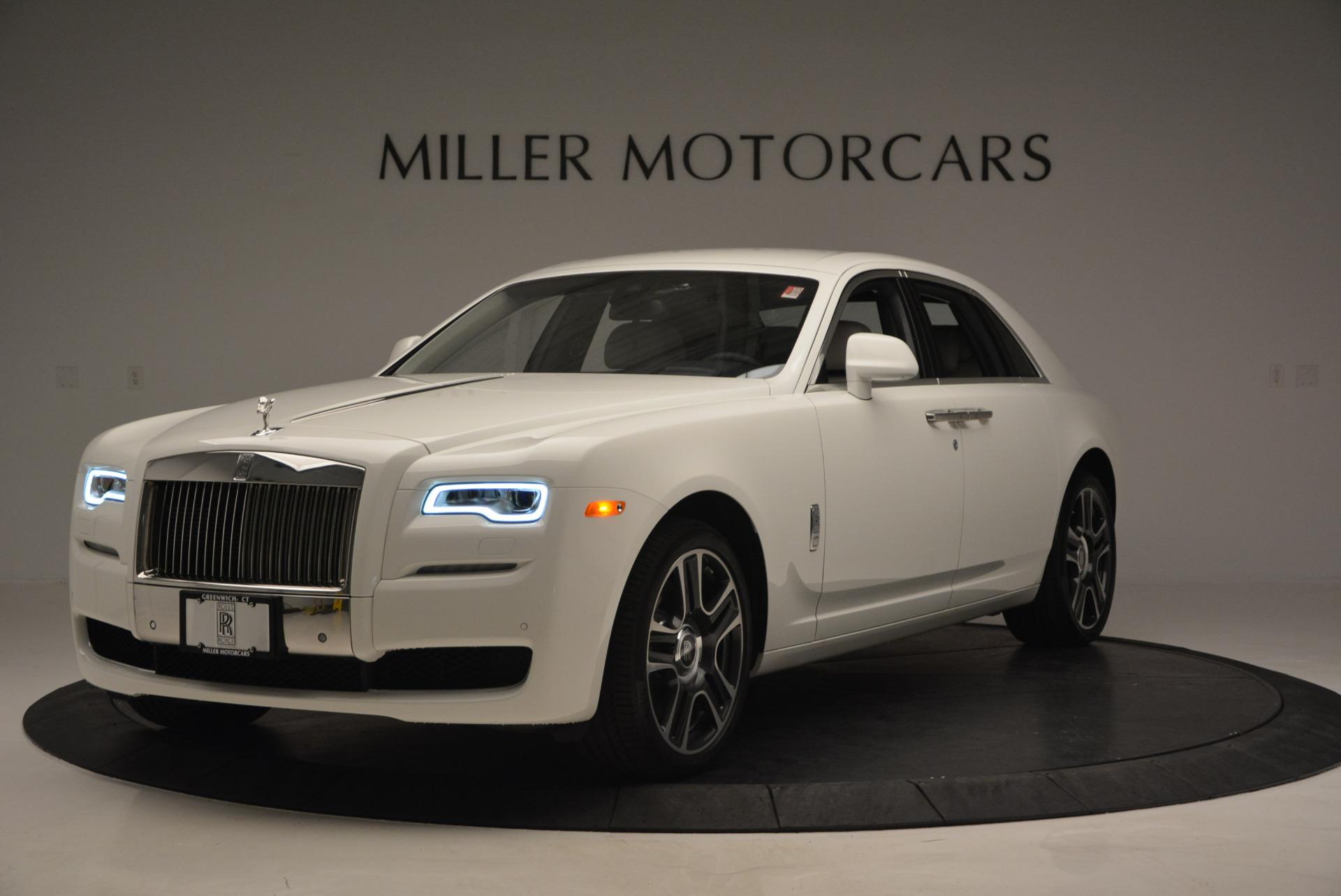 New 2017 Rolls Royce Ghost