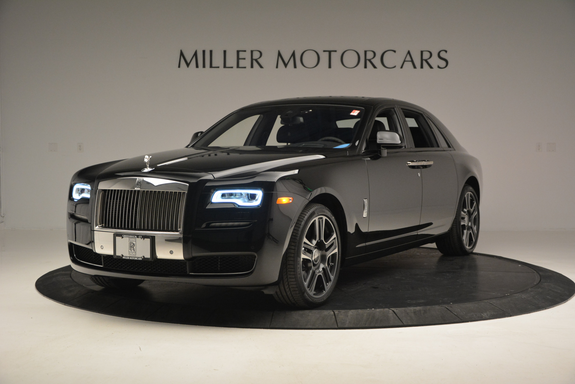 New 2017 Rolls Royce Ghost