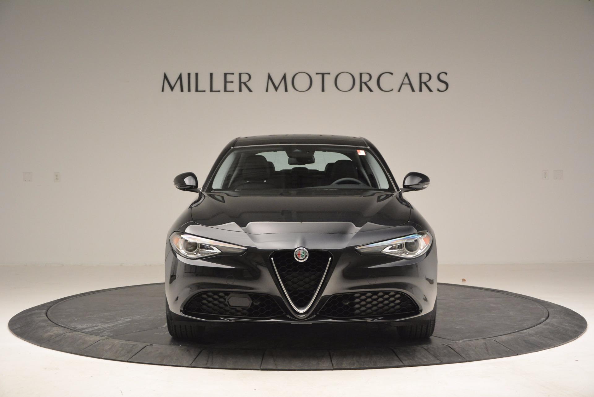 New 2017 Alfa Romeo Giulia Ti
