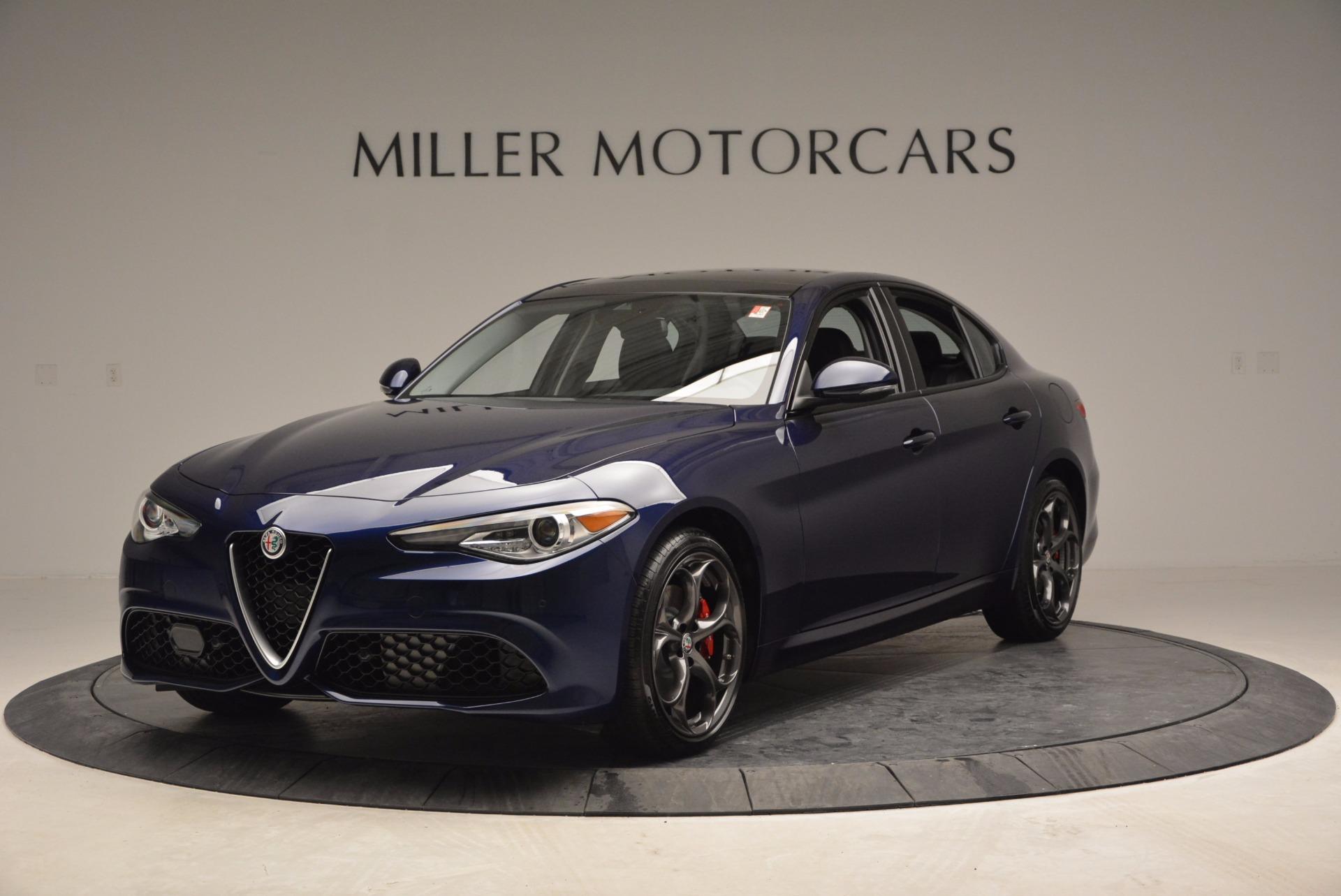 New 2017 Alfa Romeo Giulia Ti | Greenwich, CT