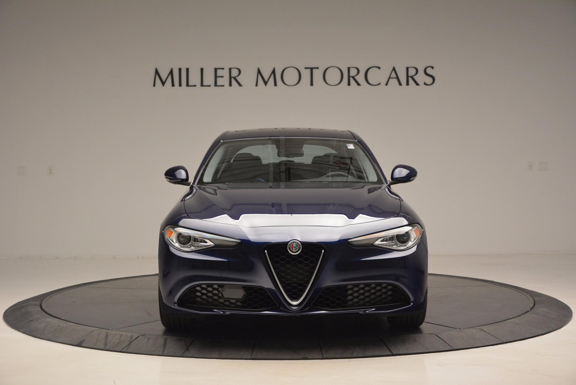 New 2017 Alfa Romeo Giulia