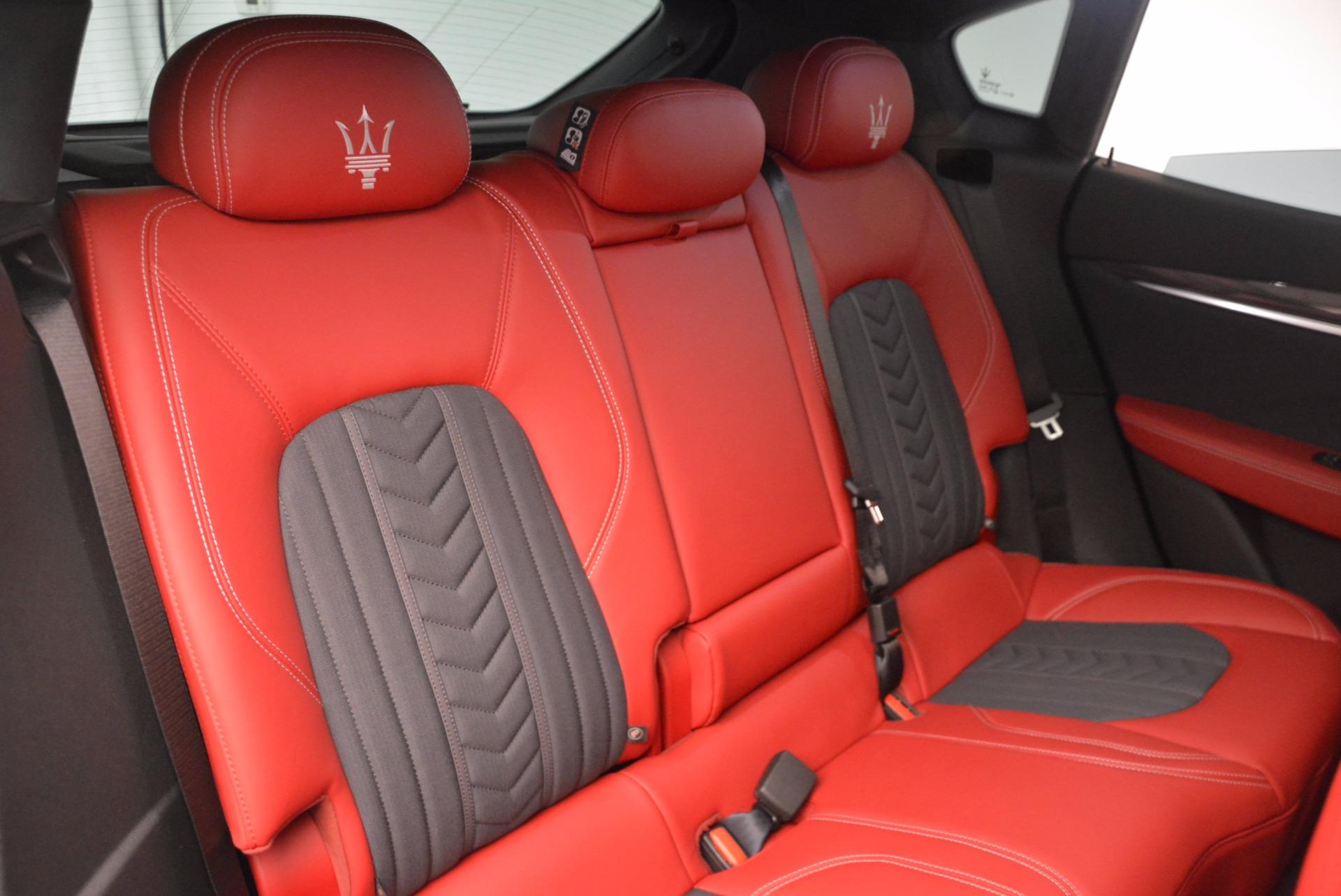 New 2017 Maserati Levante S Zegna Edition