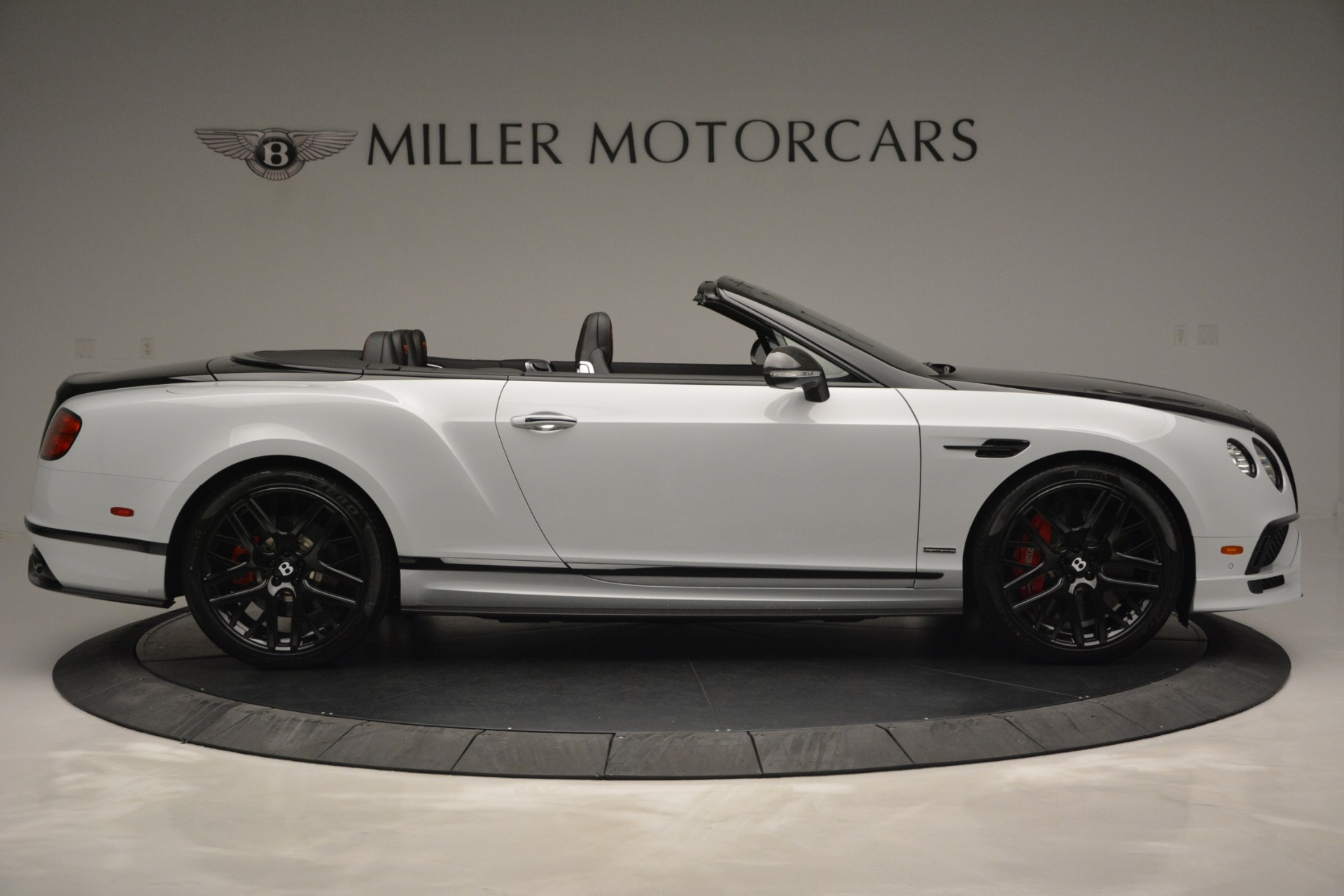 New 2018 Bentley Continental GT Supersports Convertible