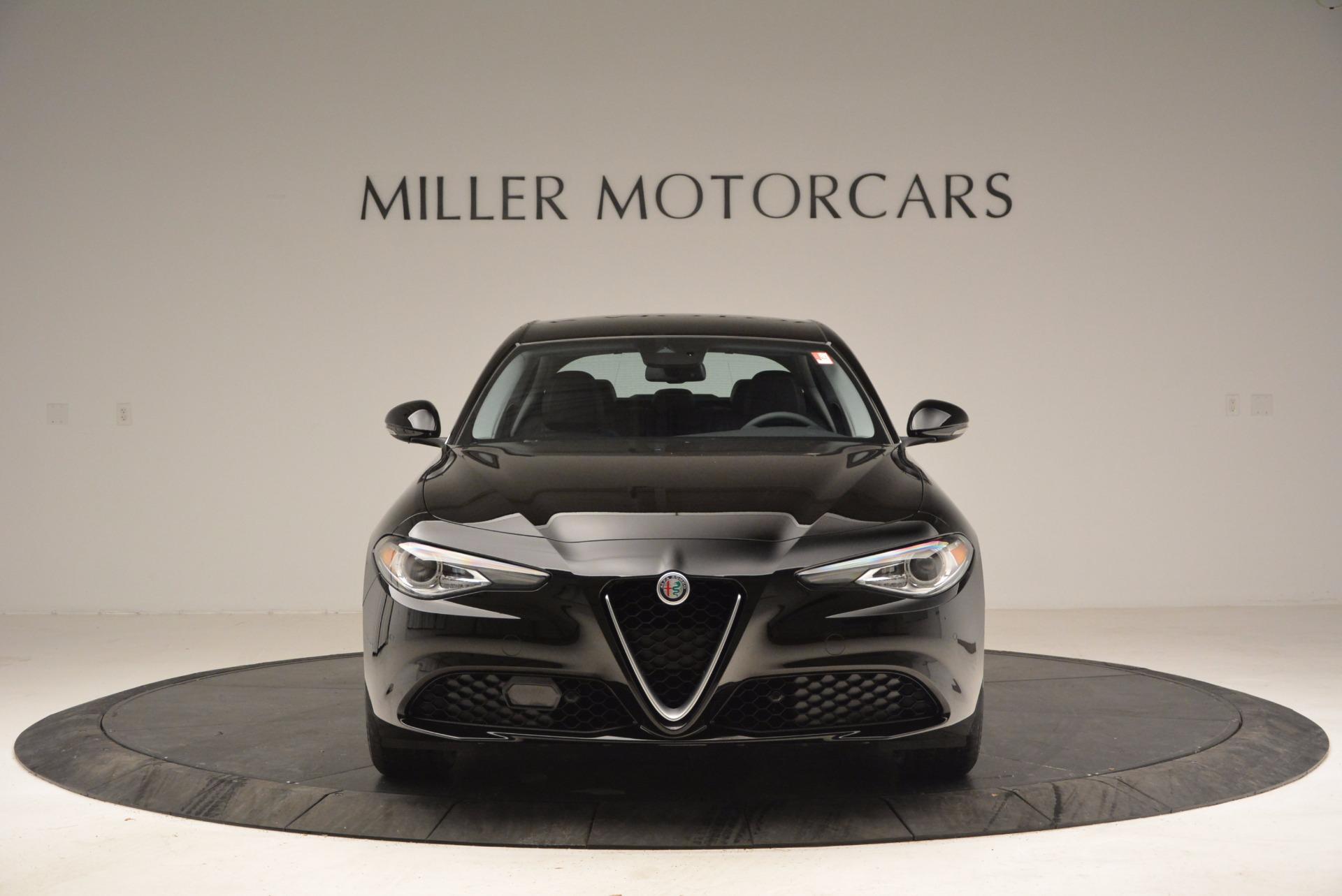 New 2017 Alfa Romeo Giulia Q4