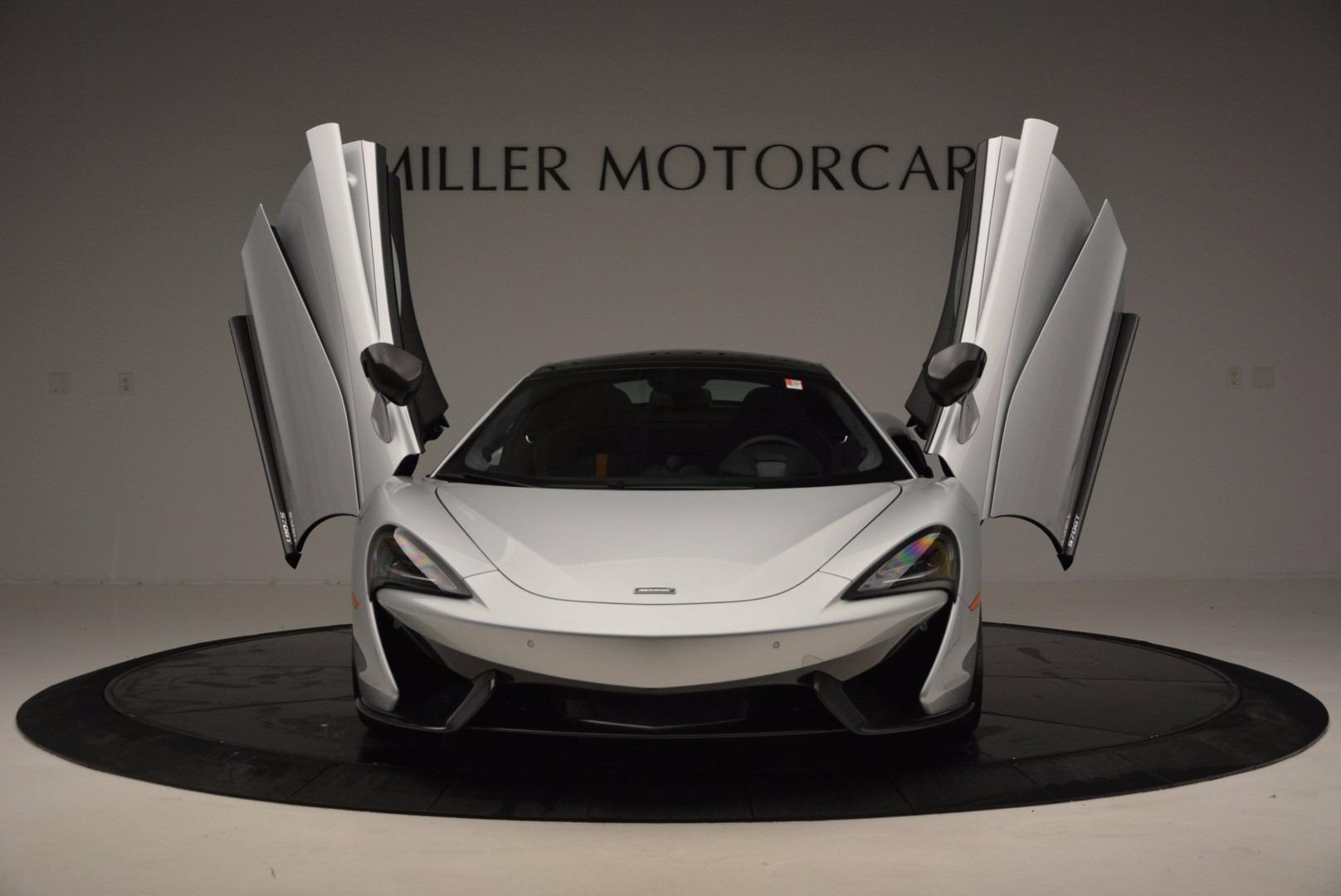 New 2017 McLaren 570GT